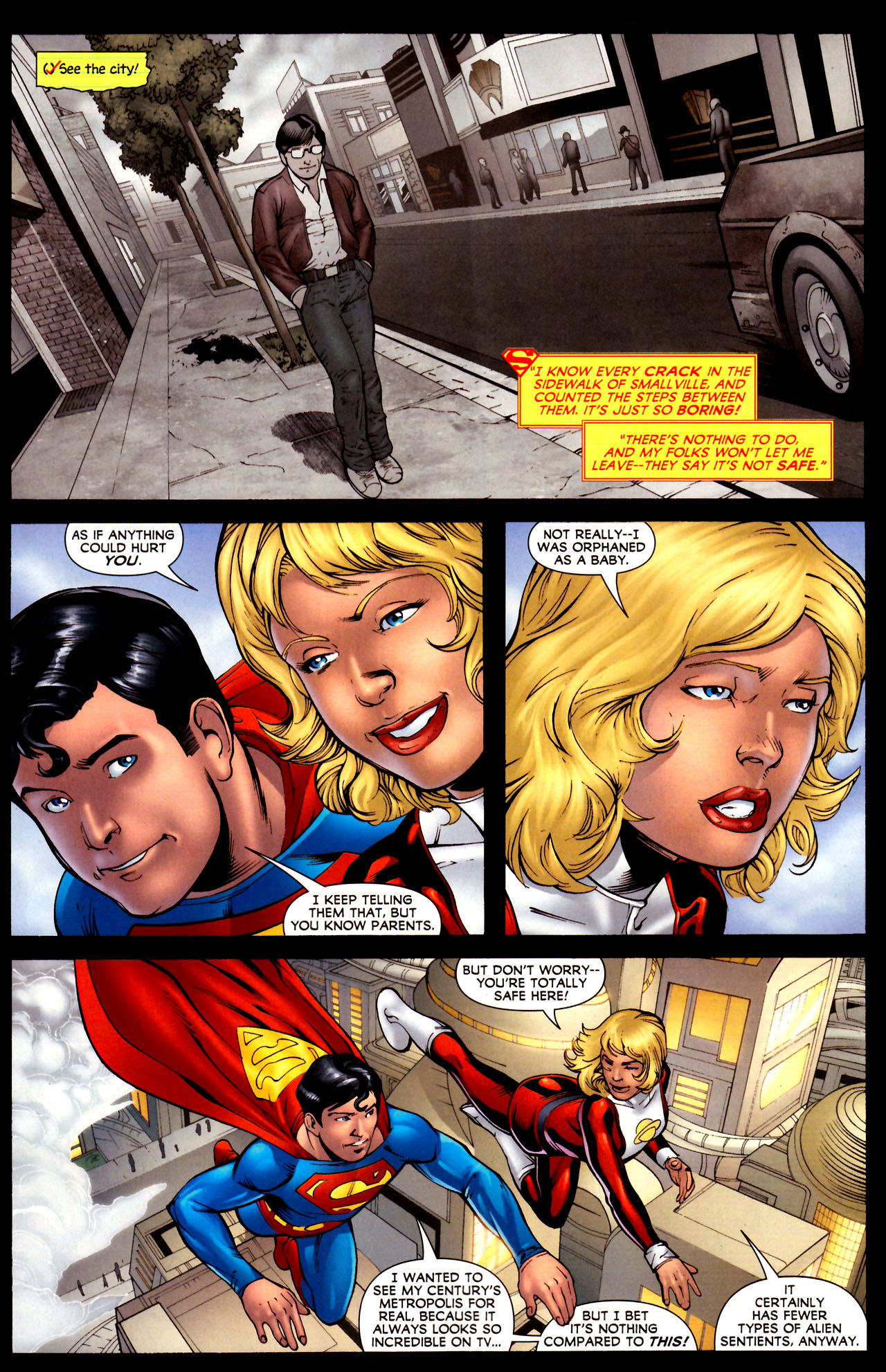 Read online Adventure Comics (2009) comic -  Issue #12 - 6