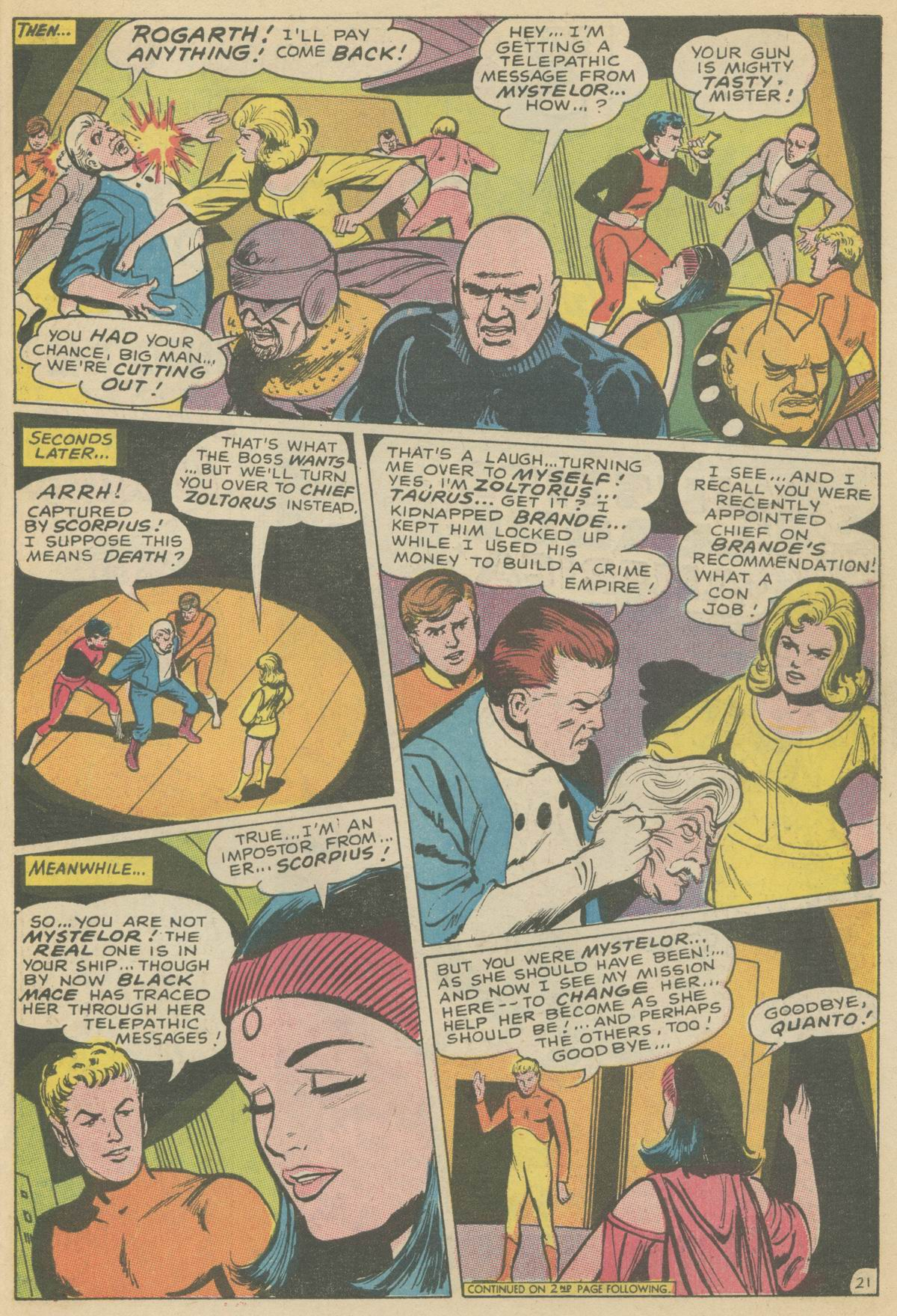 Read online Adventure Comics (1938) comic -  Issue #374 - 27