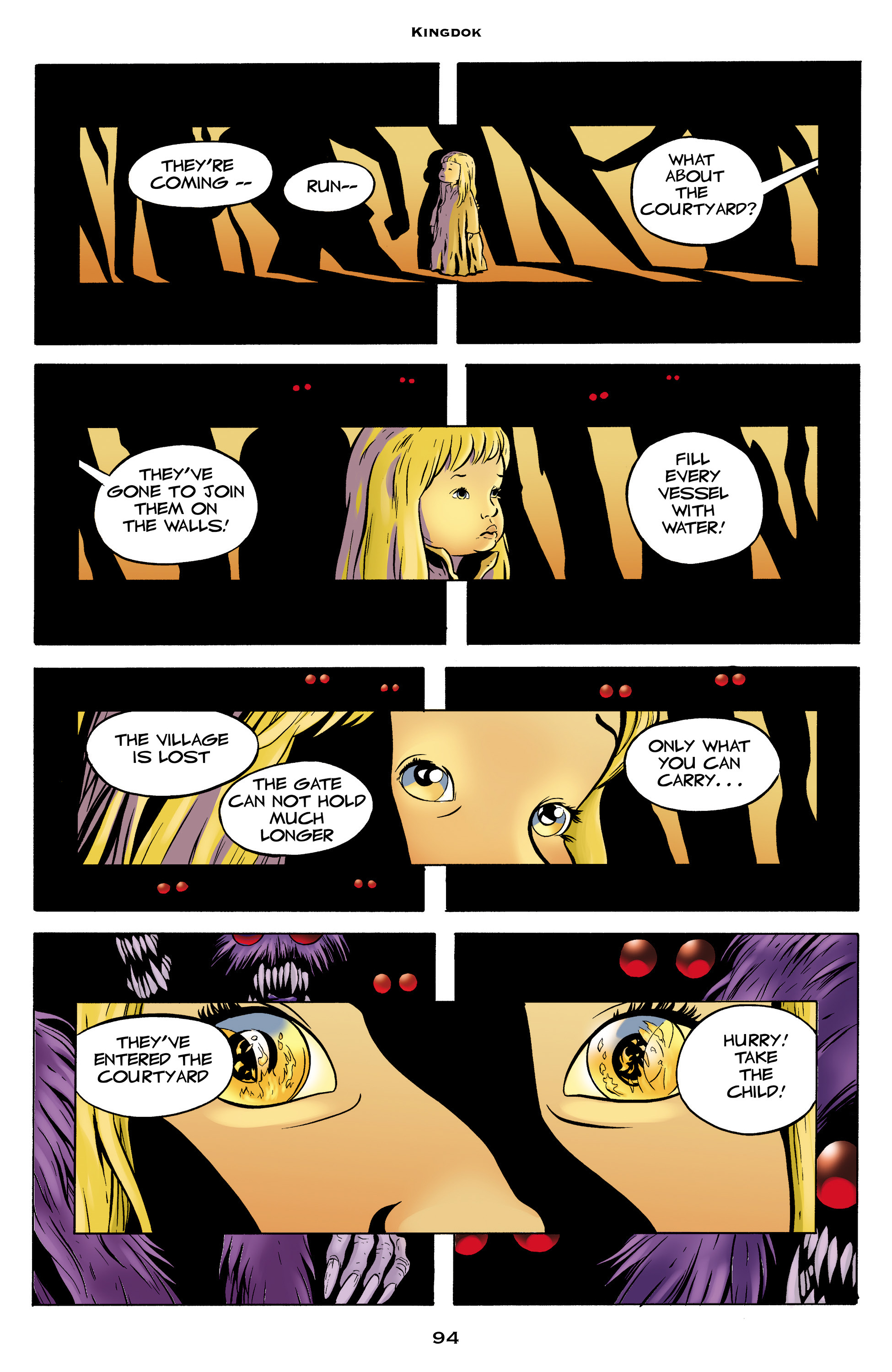 Read online Bone: Out From Boneville comic -  Issue # TPB - 94