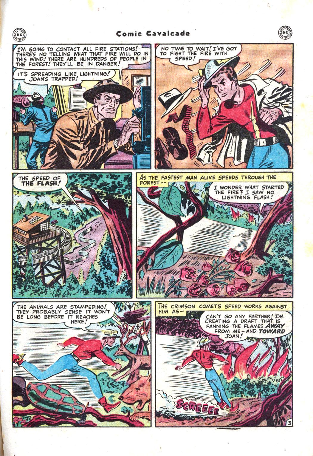 Comic Cavalcade issue 26 - Page 63