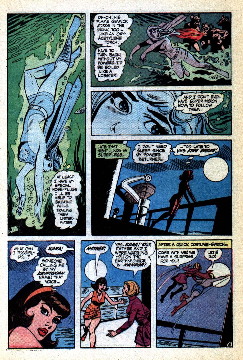 Read online Adventure Comics (1938) comic -  Issue #409 - 23