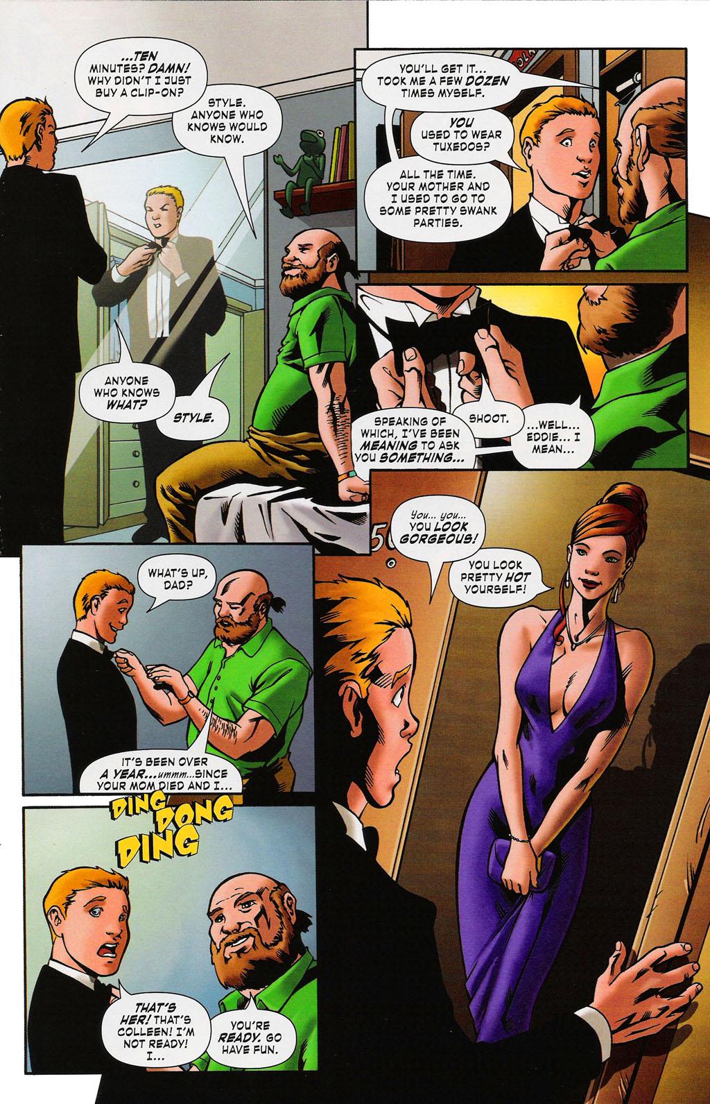 Read online ShadowHawk (2005) comic -  Issue #3 - 13