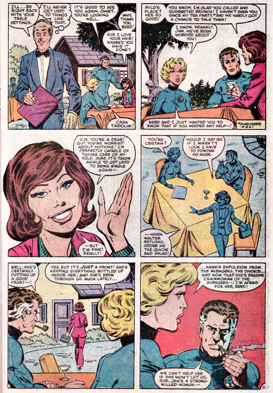 The Avengers (1963) 227 Page 8