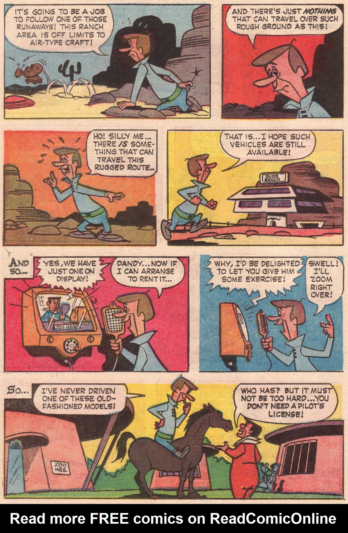 The Jetsons (1963) issue 26 - Page 12