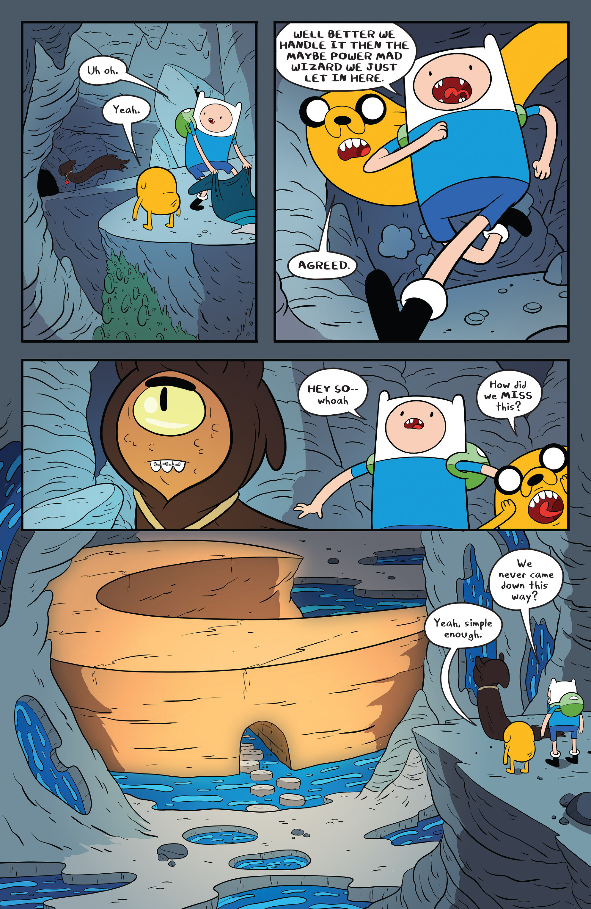 Read online Adventure Time comic -  Issue #59 - 9
