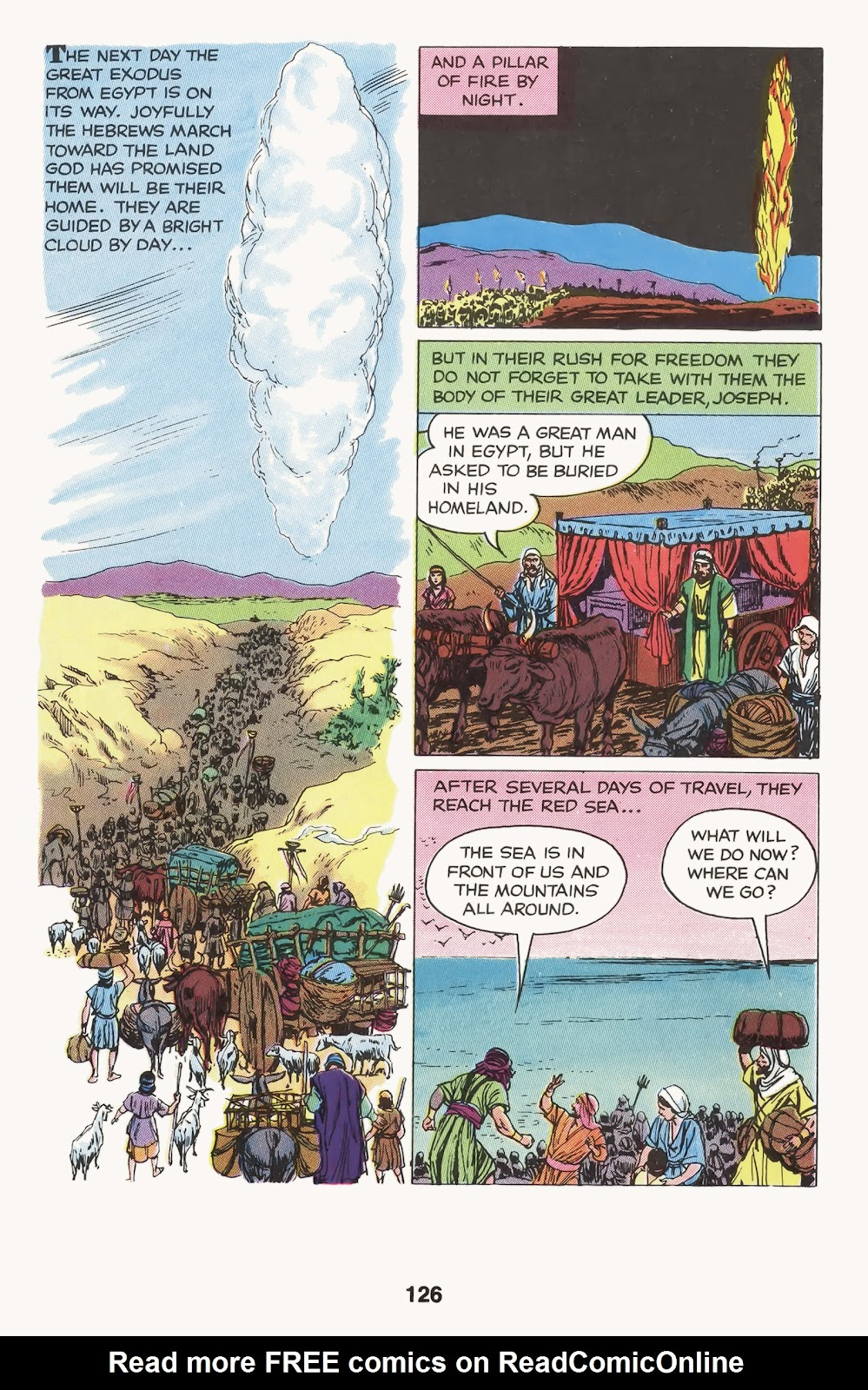 The Picture Bible issue TPB (Part 2) - Page 29