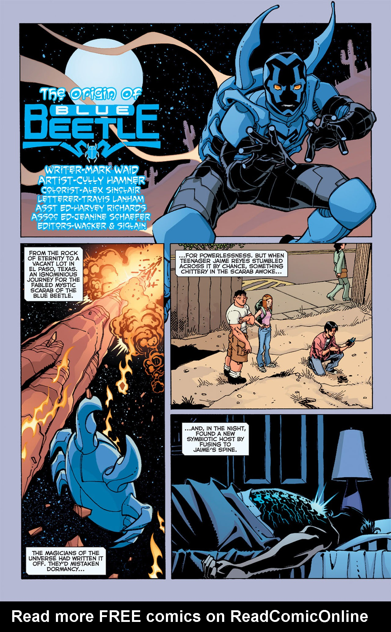 Read online 52 comic -  Issue #32 - 24