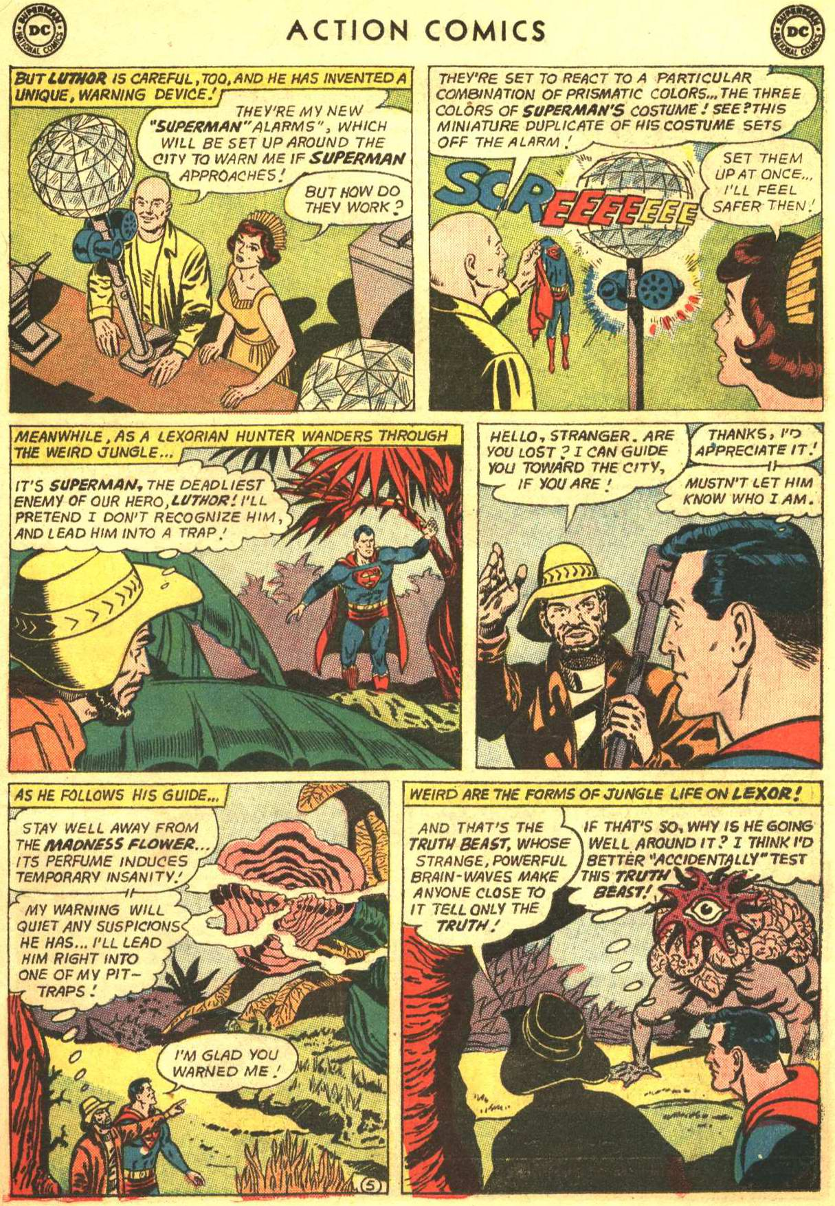 Read online Action Comics (1938) comic -  Issue #318 - 6
