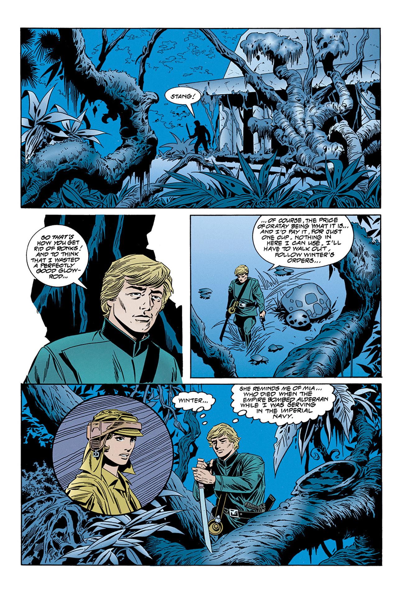 Read online Star Wars Omnibus comic -  Issue # Vol. 1 - 144
