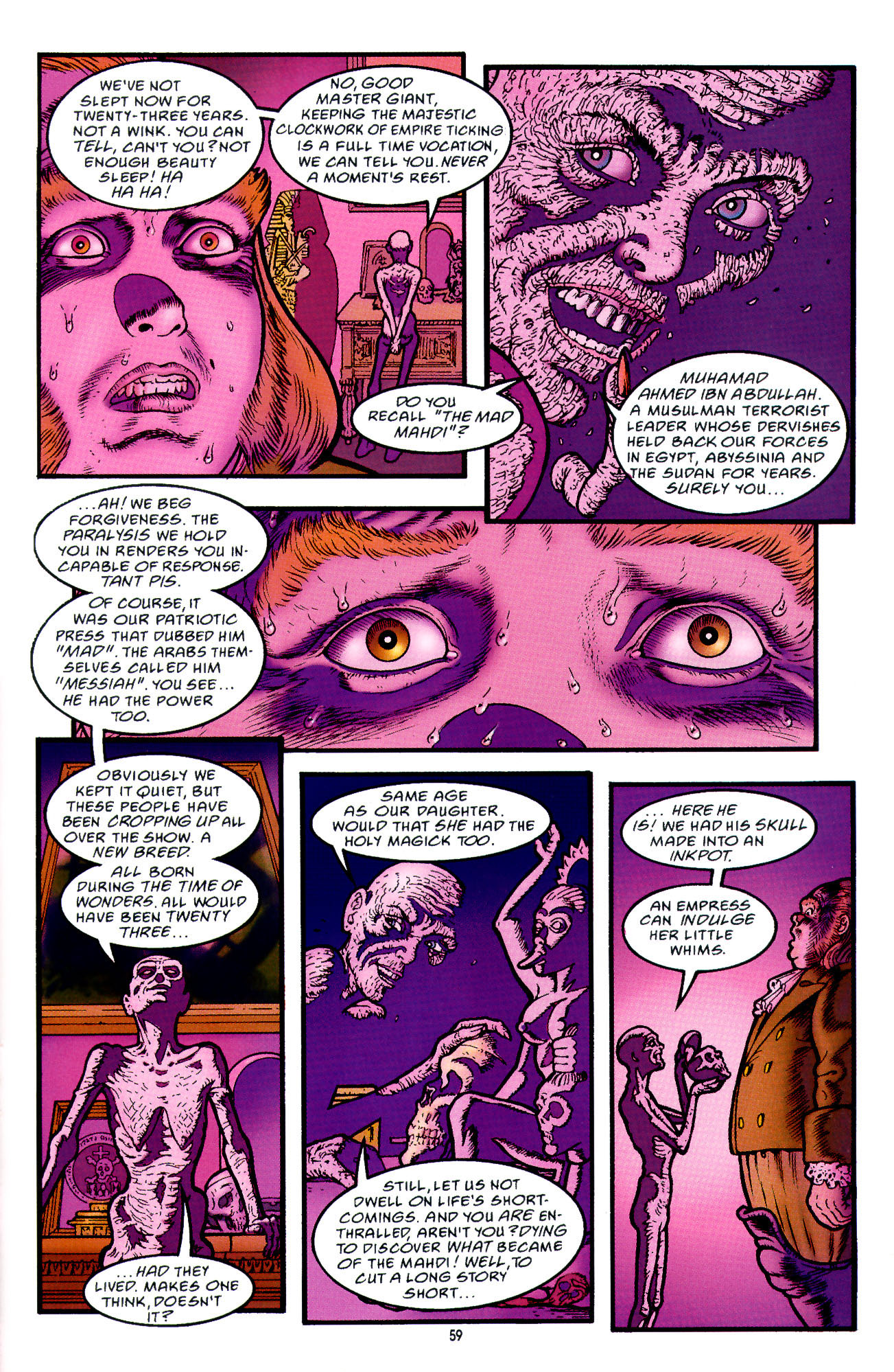 Read online Heart of Empire comic -  Issue #2 - 27