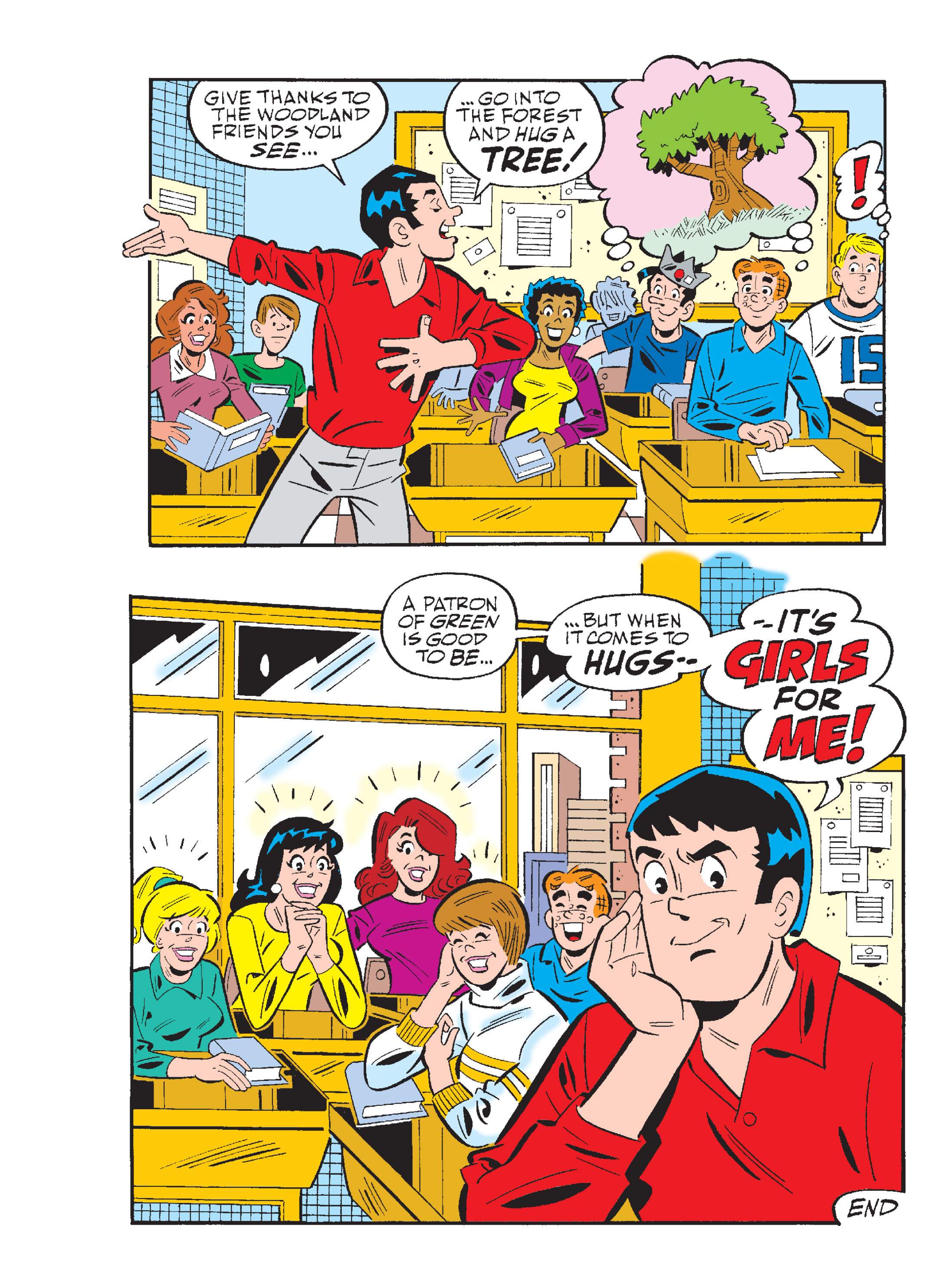 Read online Archie 1000 Page Comics Blowout! comic -  Issue # TPB (Part 2) - 126