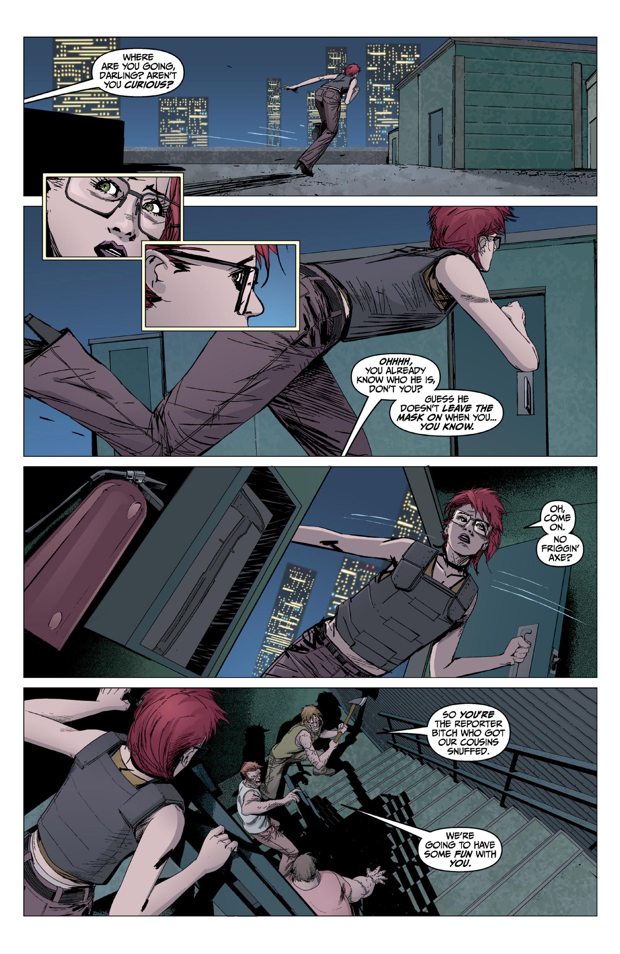 Read online X: Big Bad comic -  Issue # Full - 106