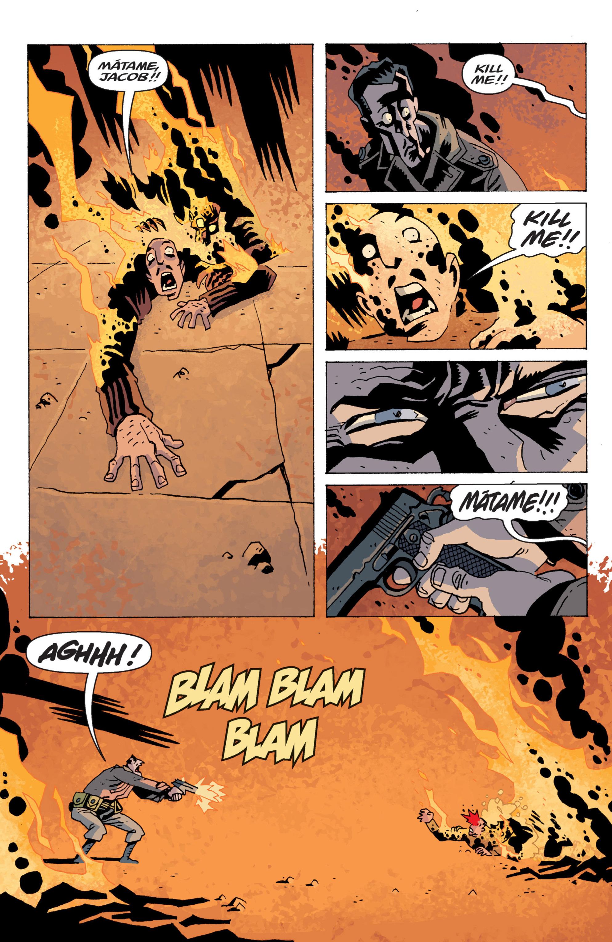 Read online B.P.R.D. (2003) comic -  Issue # TPB 13 - 67