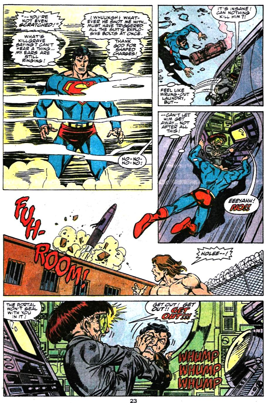 Read online Action Comics (1938) comic -  Issue #659 - 24