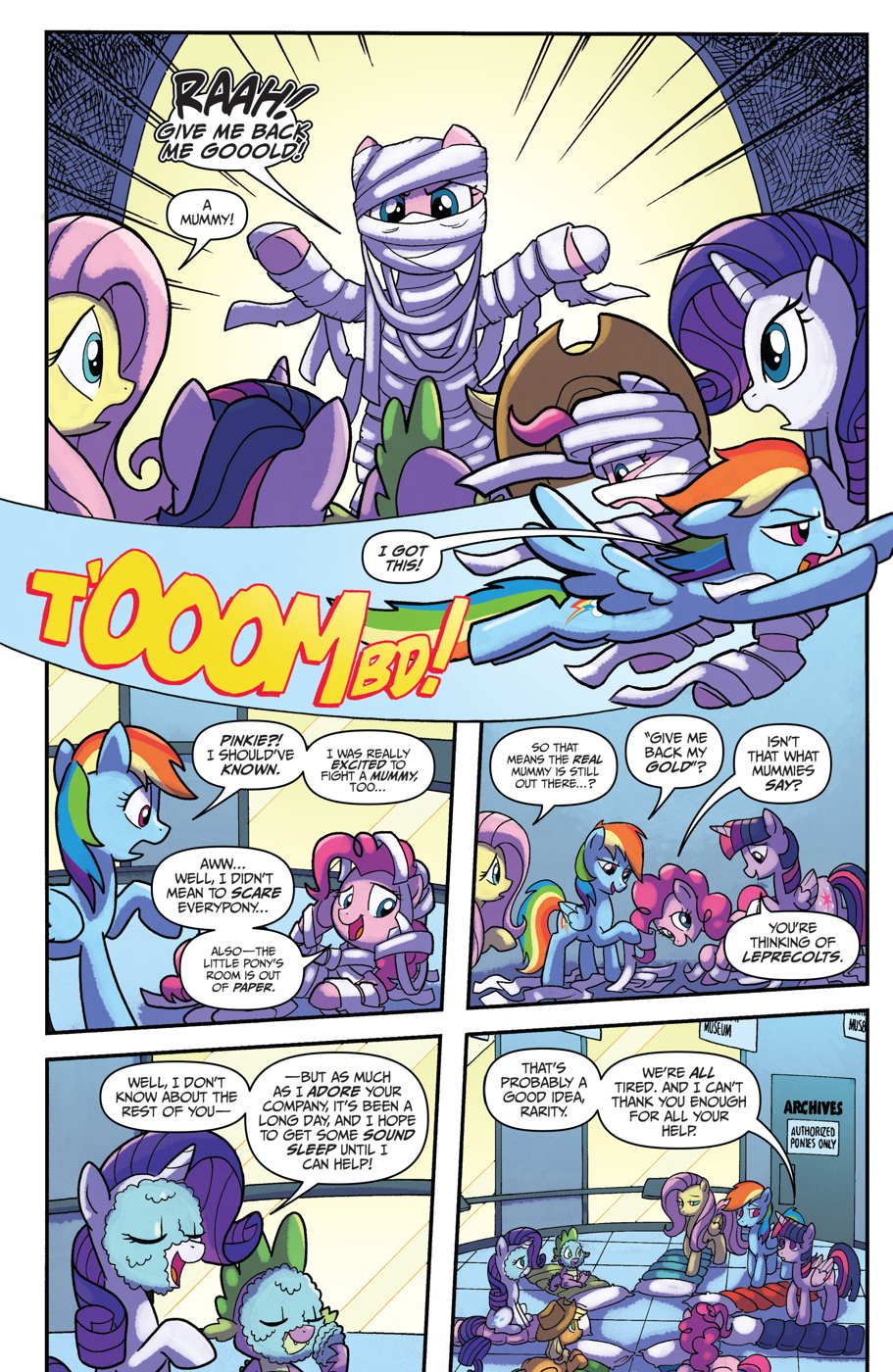 Read online My Little Pony: Friendship is Magic comic -  Issue #52 - 19