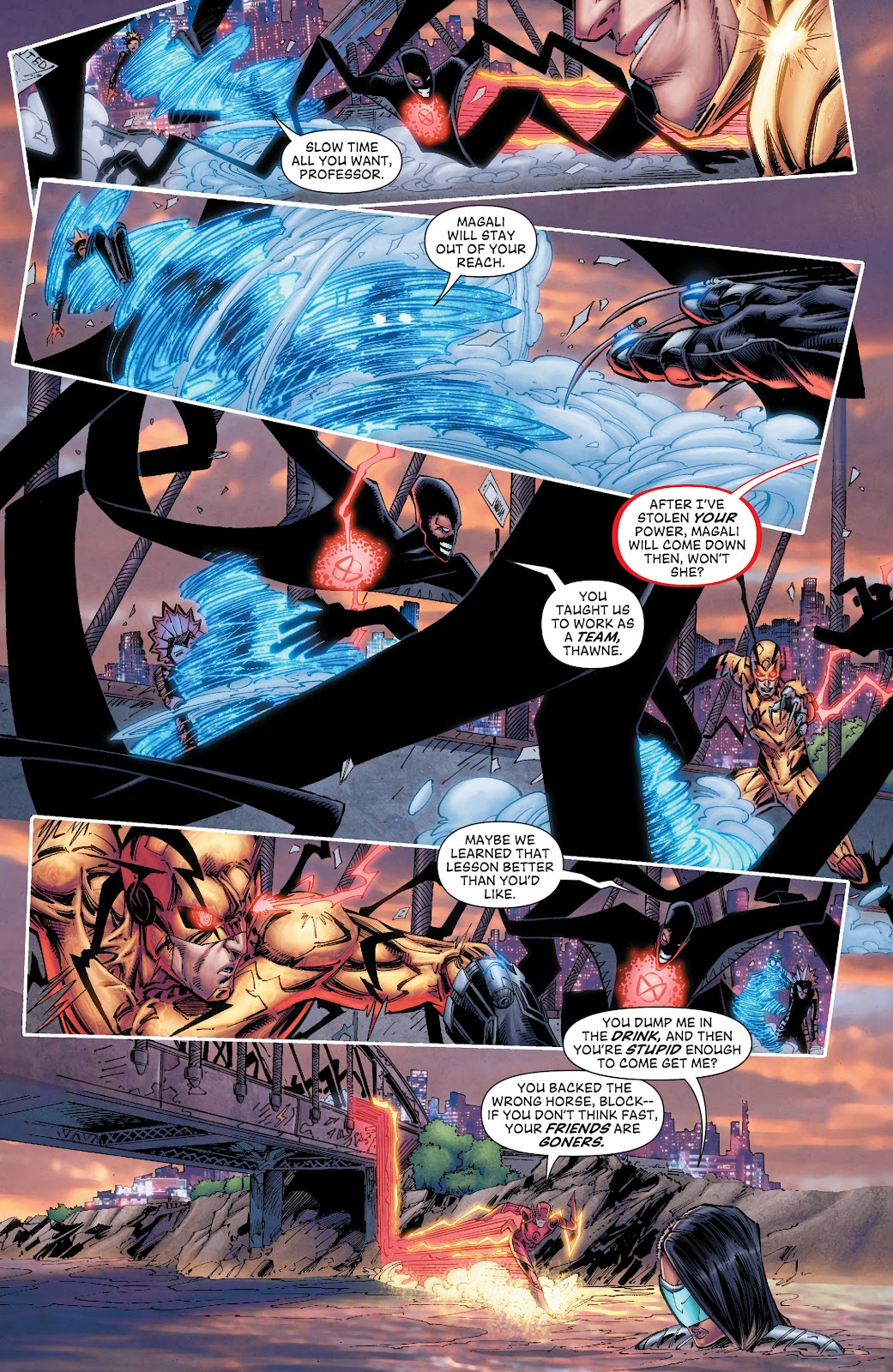 Read online The Flash (2011) comic -  Issue # _TPB 8 (Part 2) - 78