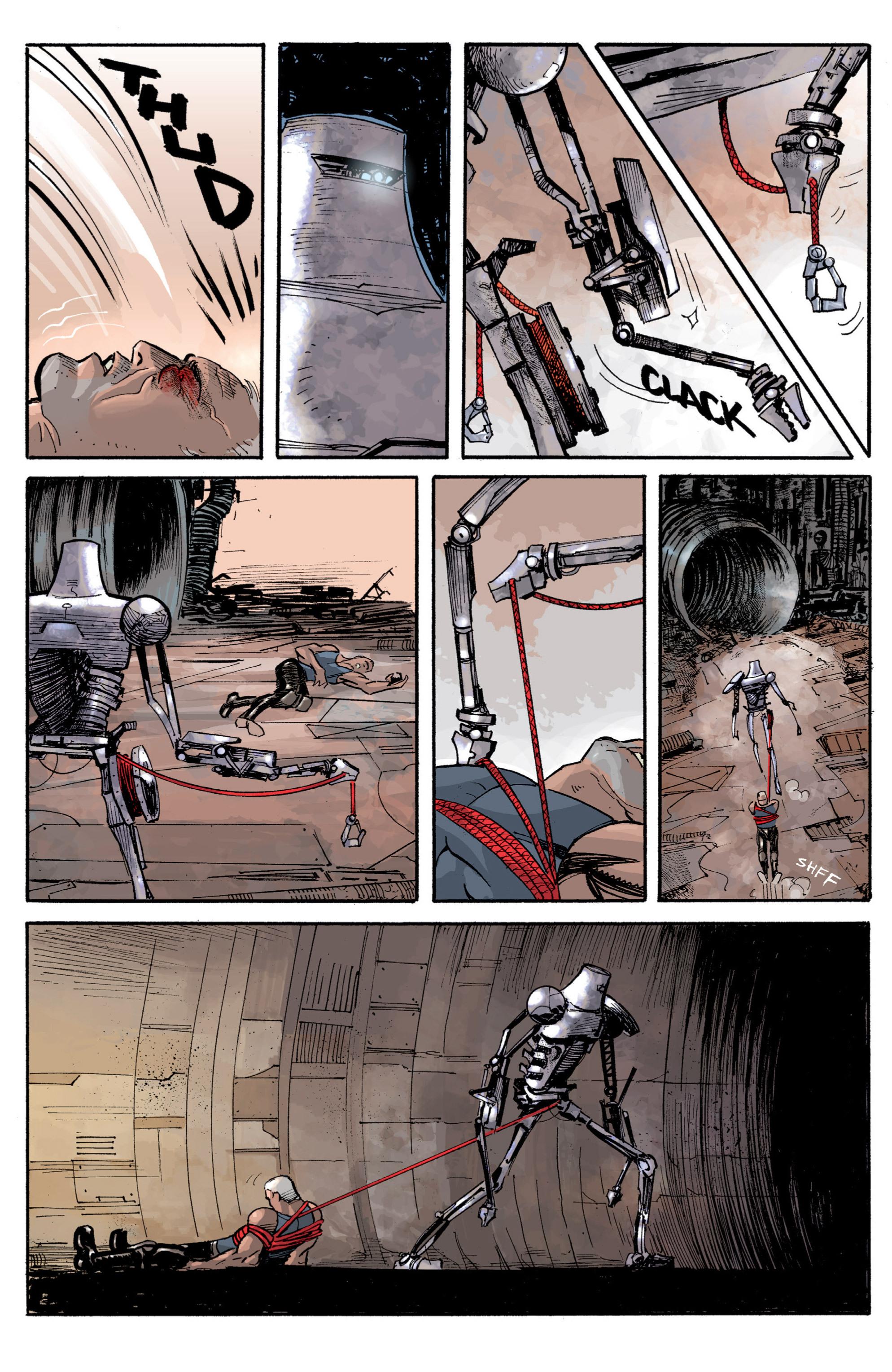 Read online Planetoid comic -  Issue # TPB - 117