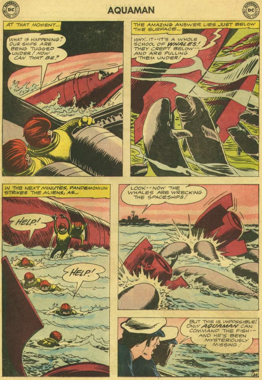 Read online Aquaman (1962) comic -  Issue #8 - 30