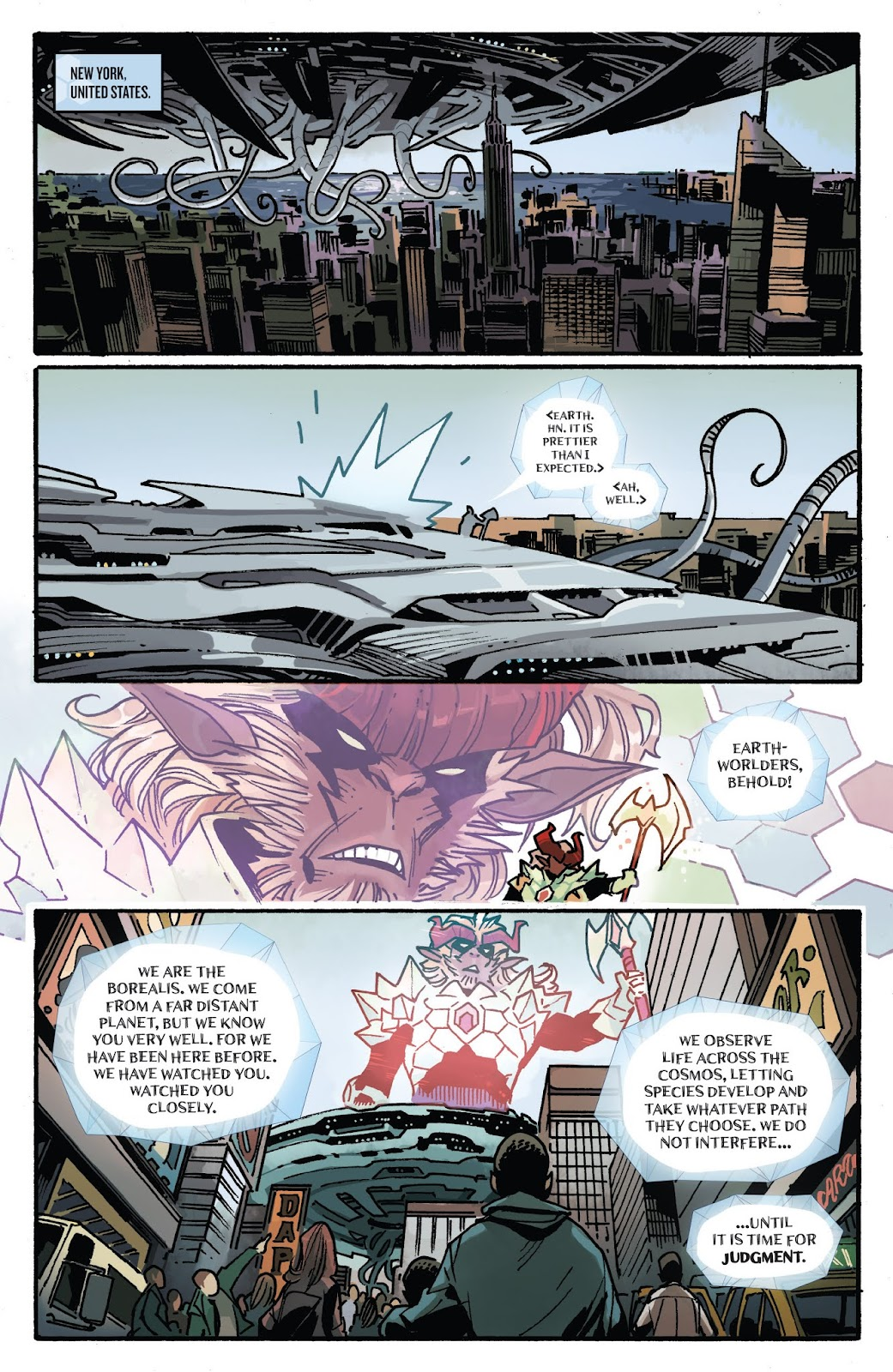 Captain Canuck: Invasion (Canada Day 2018) issue Full - Page 9