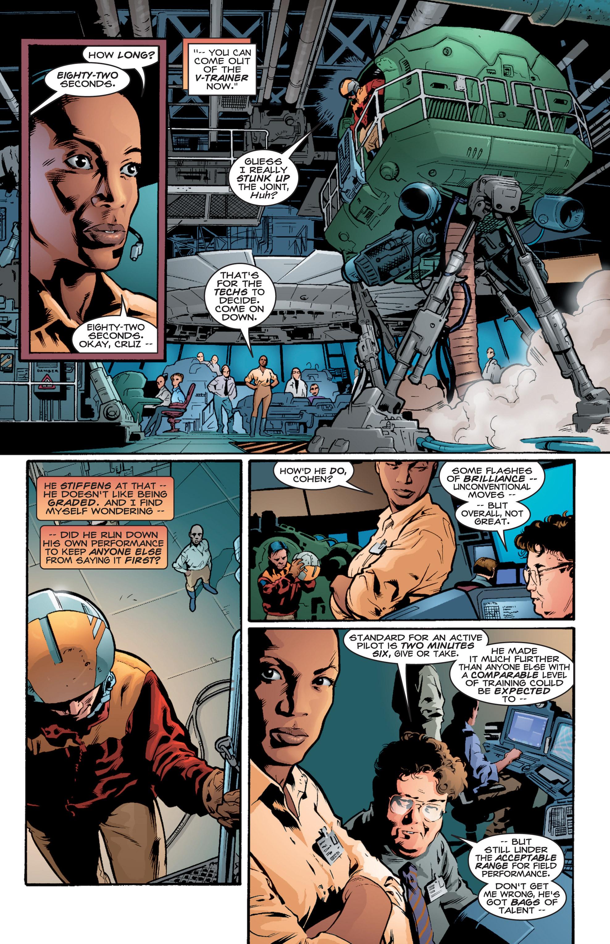 Read online Shockrockets comic -  Issue # TPB - 35