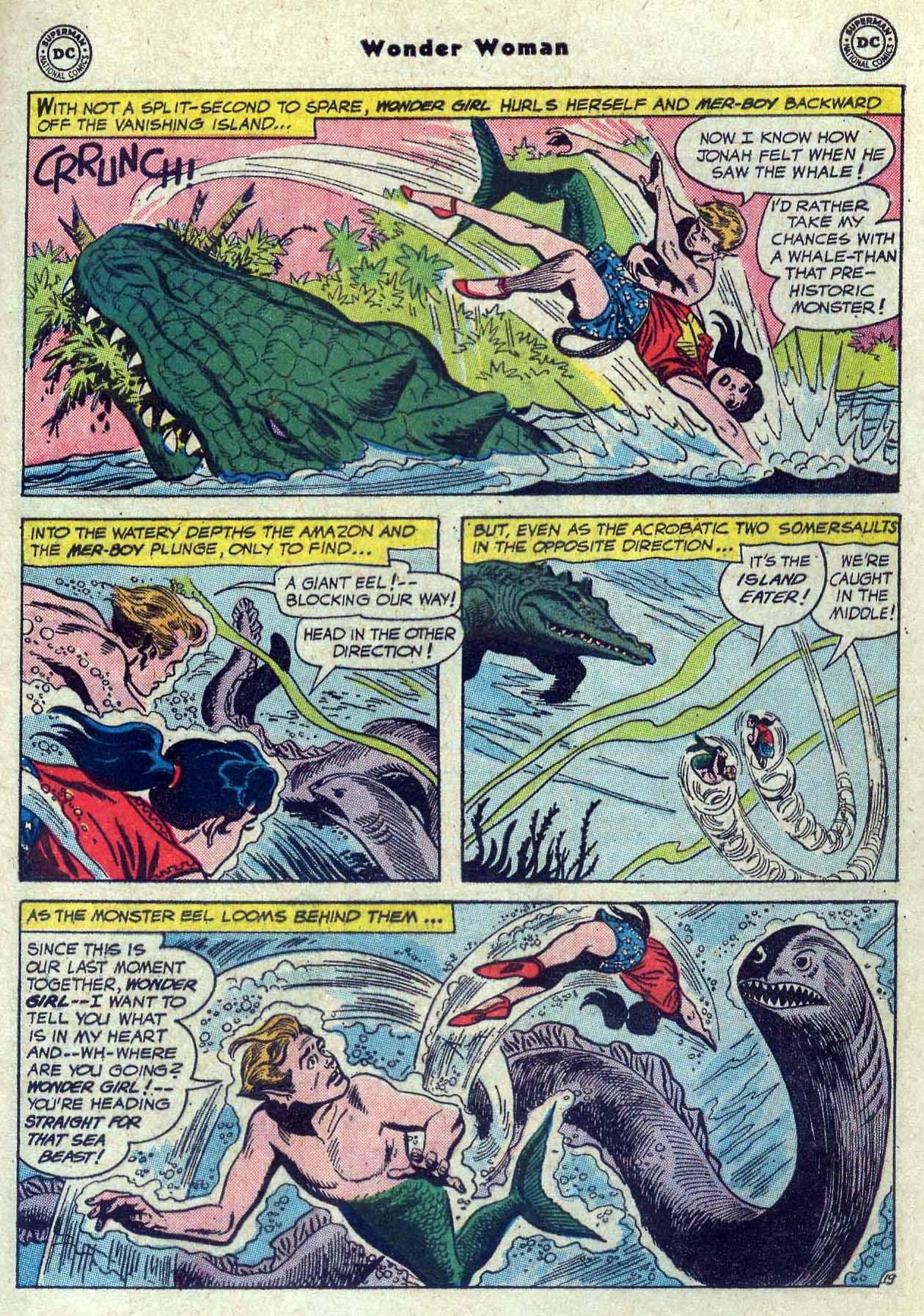 Read online Wonder Woman (1942) comic -  Issue #121 - 25