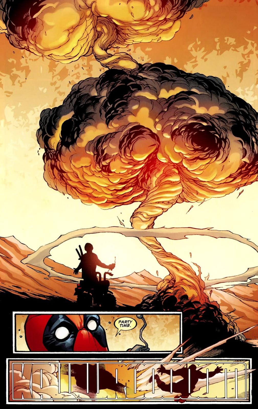 Read online Deadpool (2008) comic -  Issue #37 - 11
