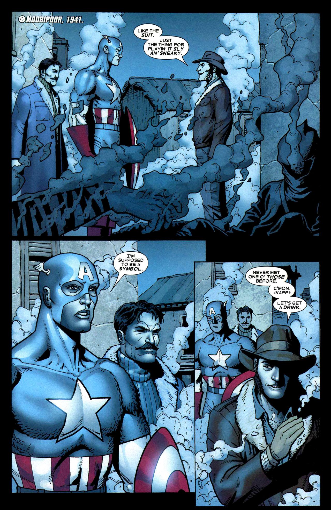 Read online Wolverine: Origins comic -  Issue #16 - 7