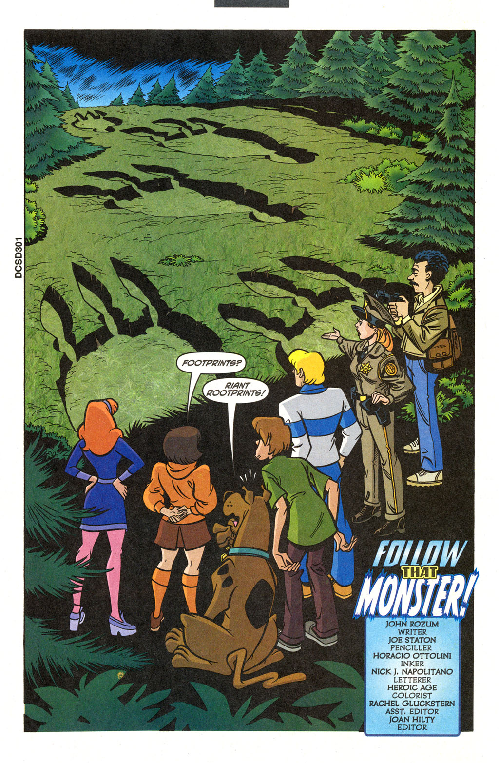 Read online Scooby-Doo (1997) comic -  Issue #96 - 3