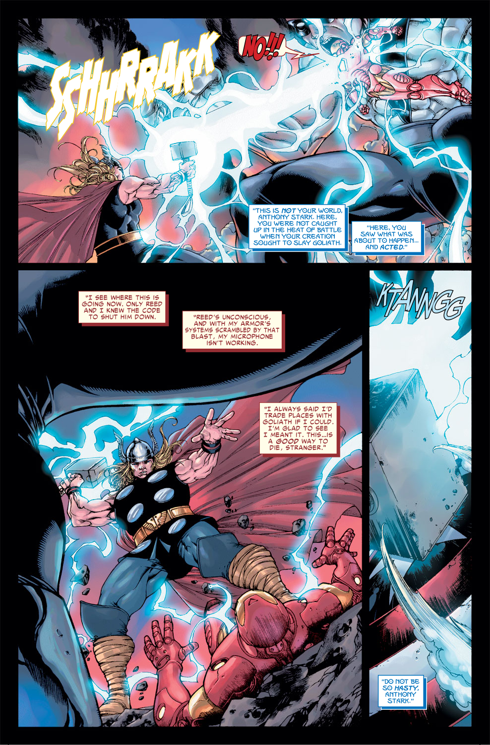 What If? Civil War issue Full - Page 35