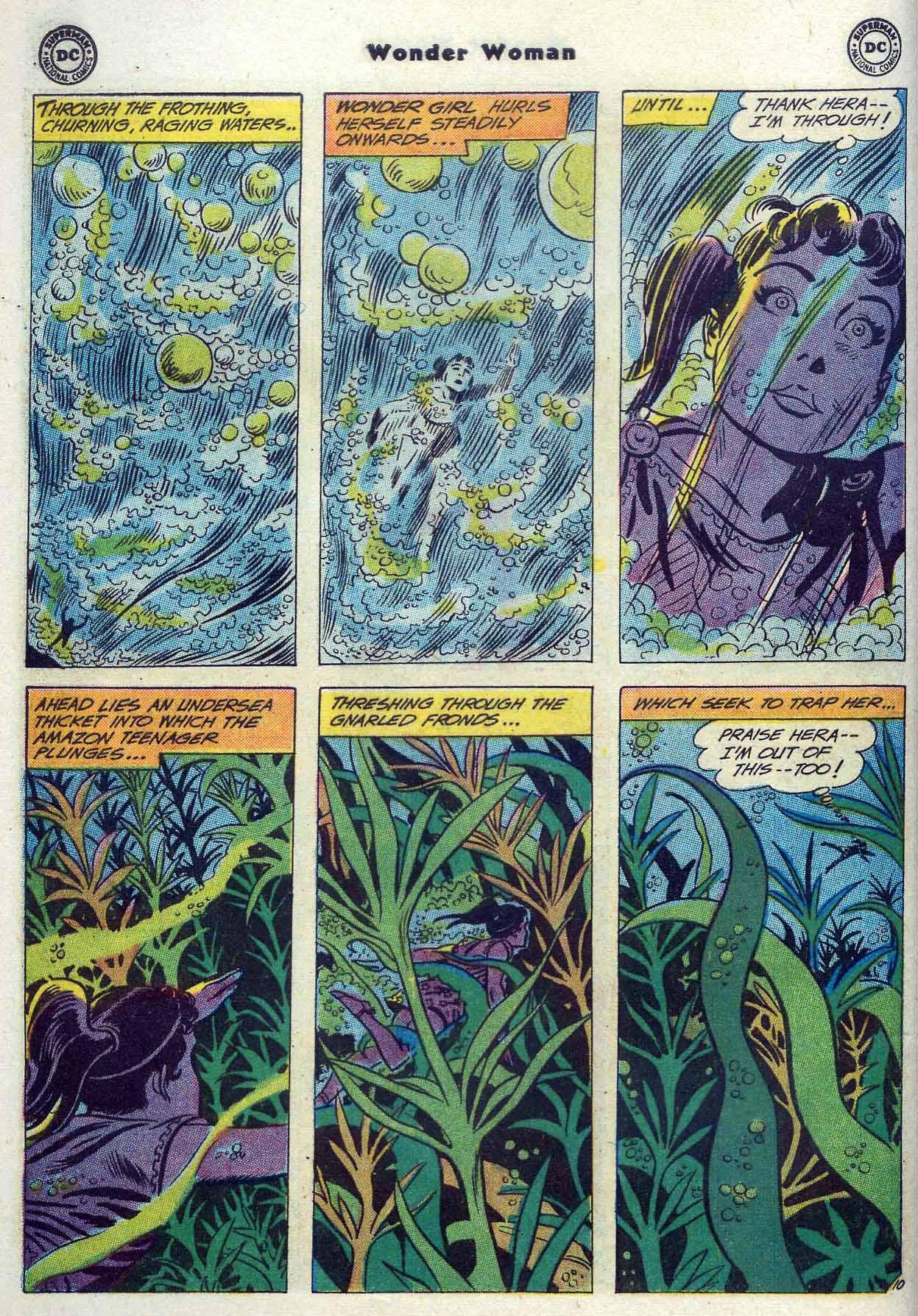 Read online Wonder Woman (1942) comic -  Issue #116 - 12