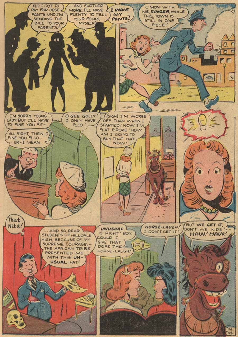 Zip Comics issue 37 - Page 27