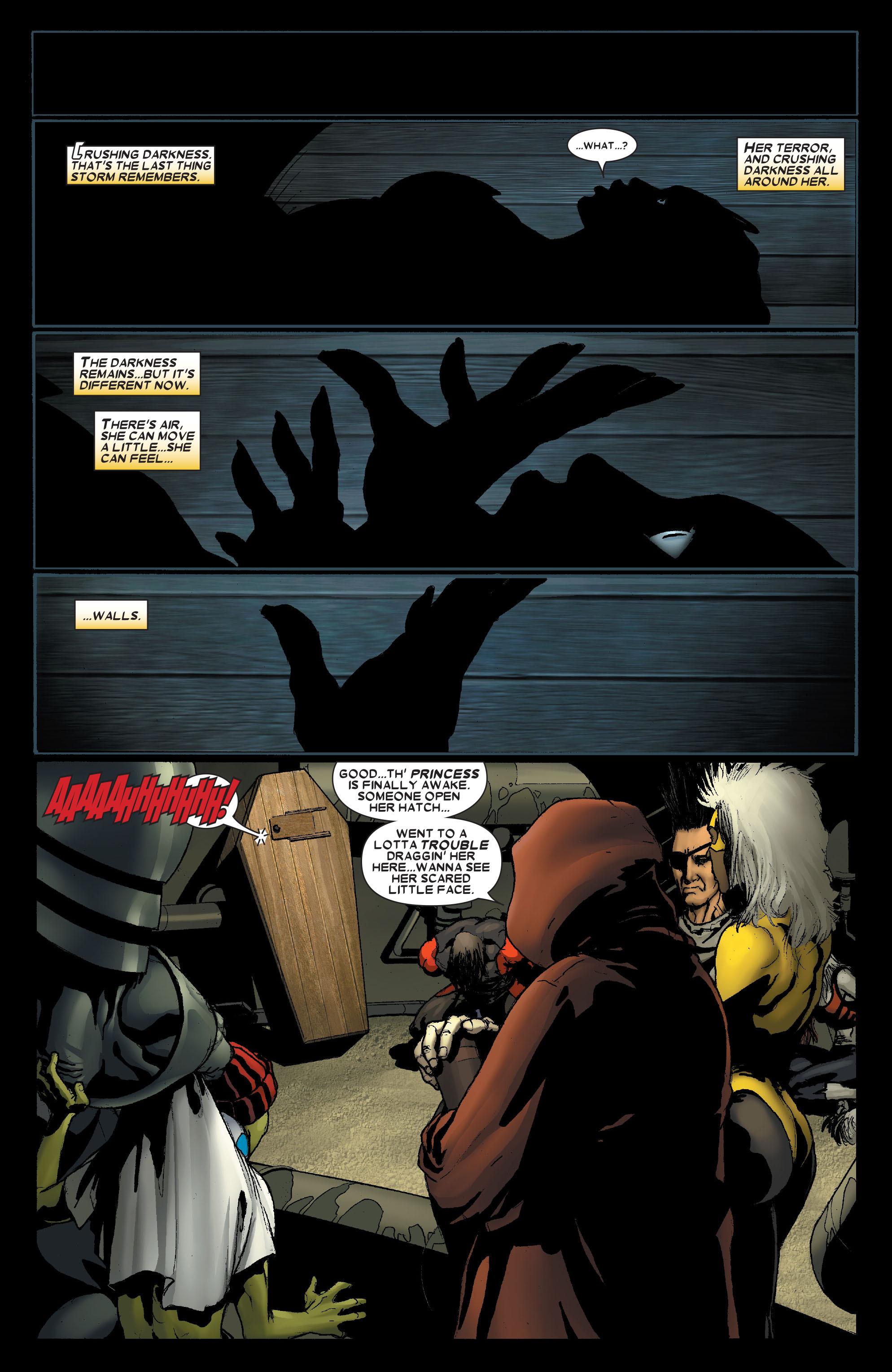 Read online Uncanny X-Men (1963) comic -  Issue #491 - 4