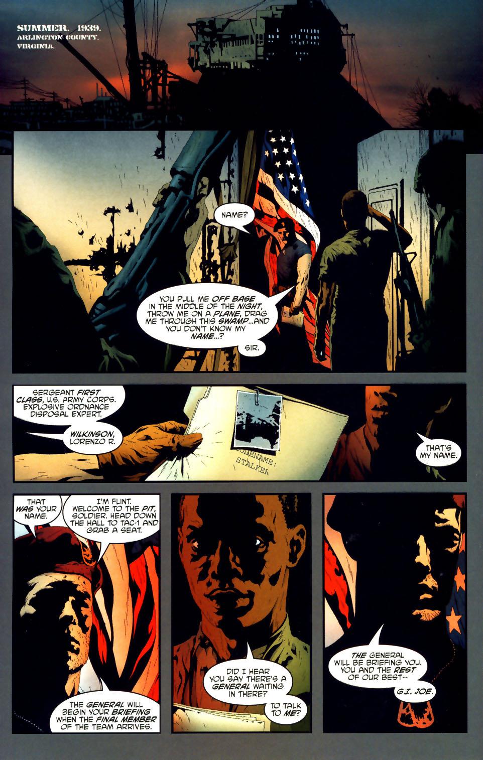 Read online Transformers/G.I. Joe comic -  Issue #1 - 7
