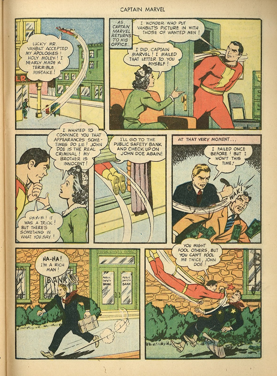 Captain Marvel Adventures issue 70 - Page 47