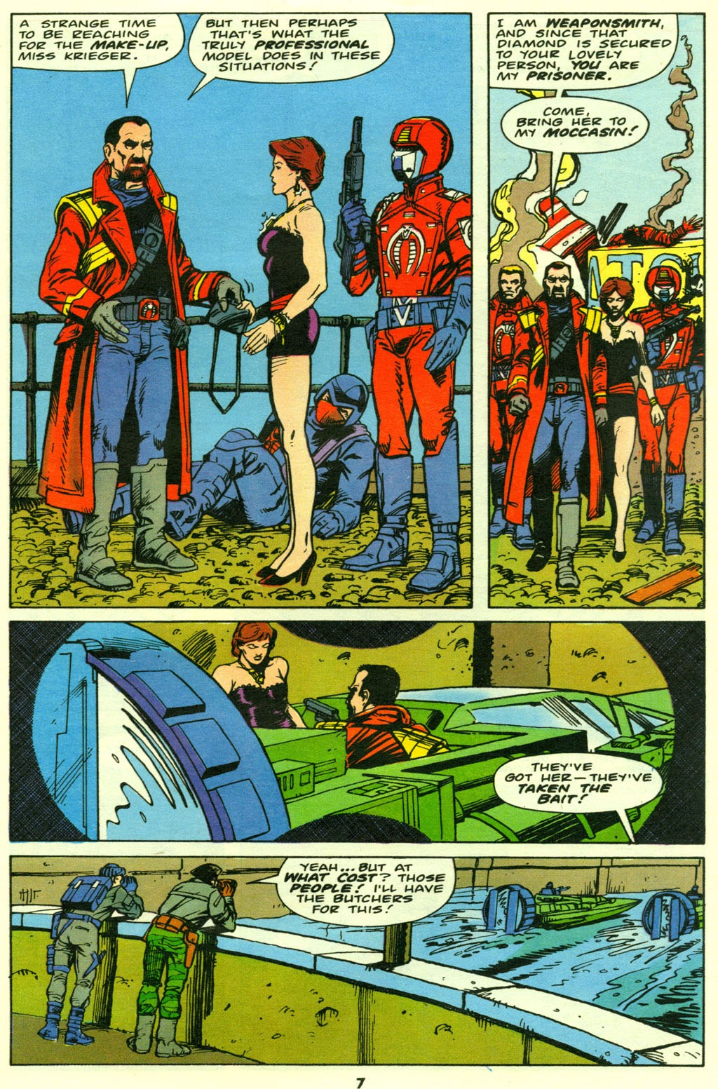 G.I. Joe European Missions issue 9 - Page 8