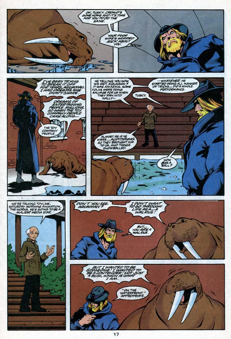 Read online Aquaman (1994) comic -  Issue #Aquaman (1994) _Annual 3 - 18