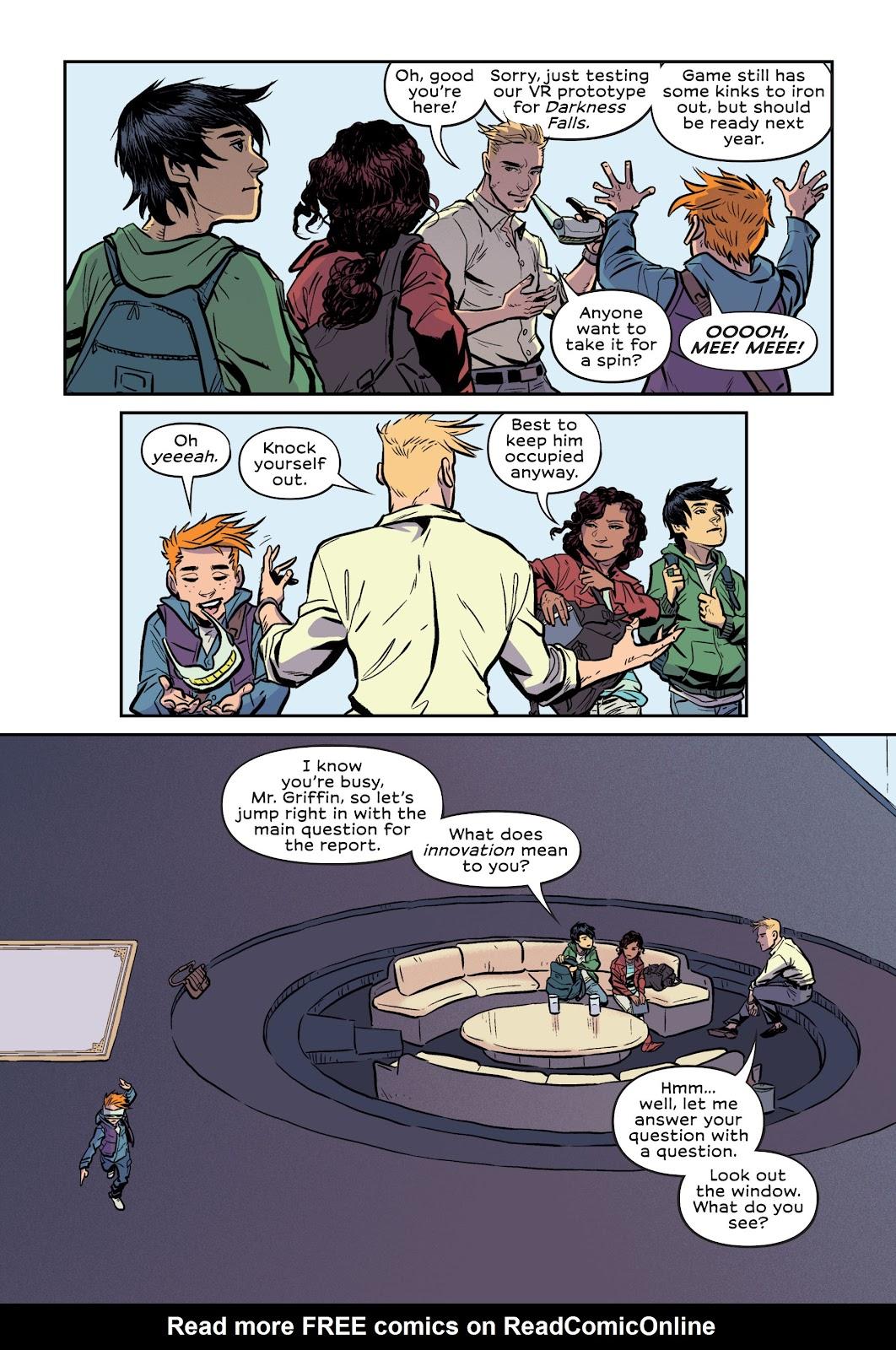 Read online Green Lantern: Legacy comic -  Issue # TPB - 72