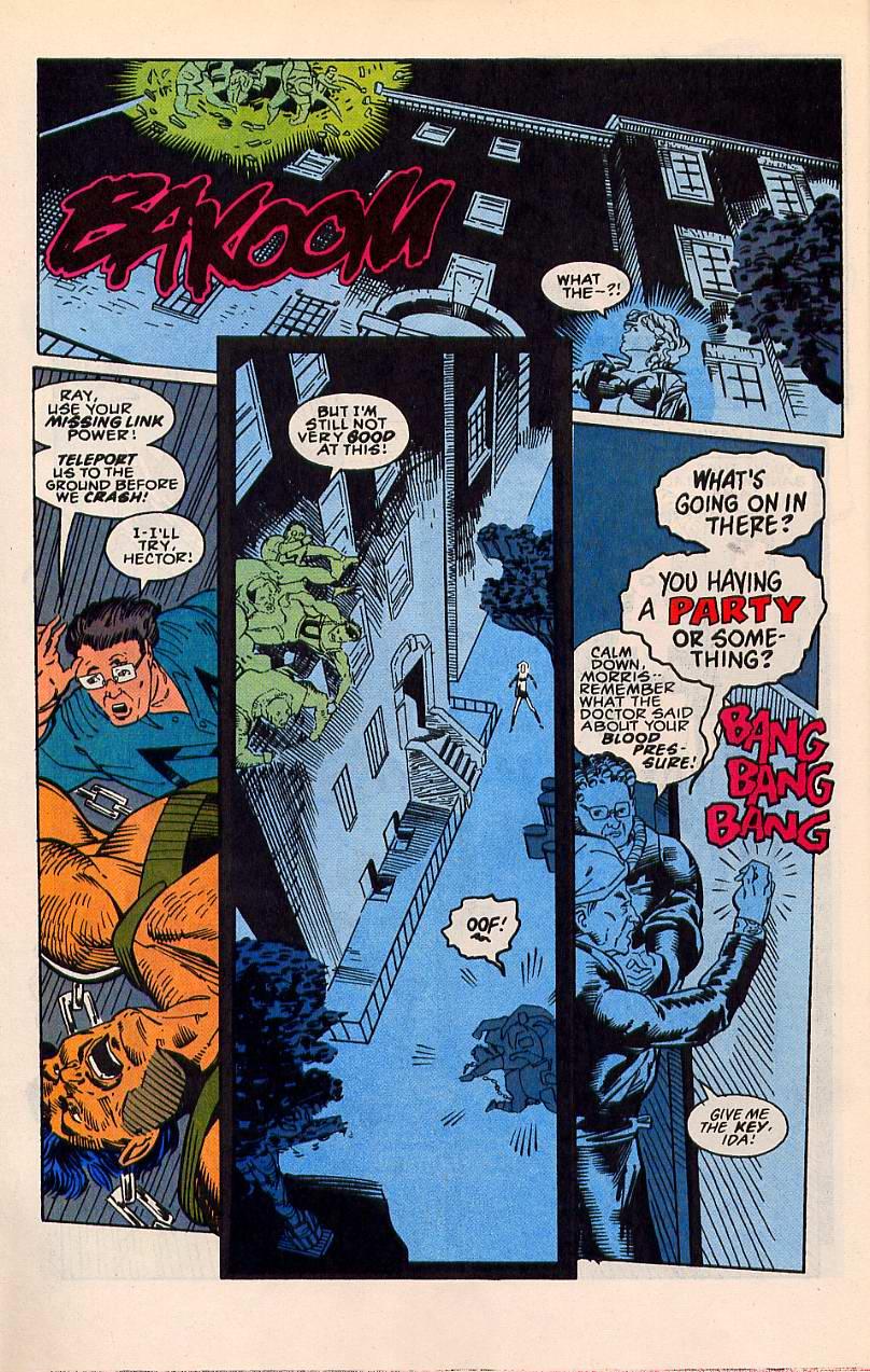Read online Sleepwalker comic -  Issue #20 - 5