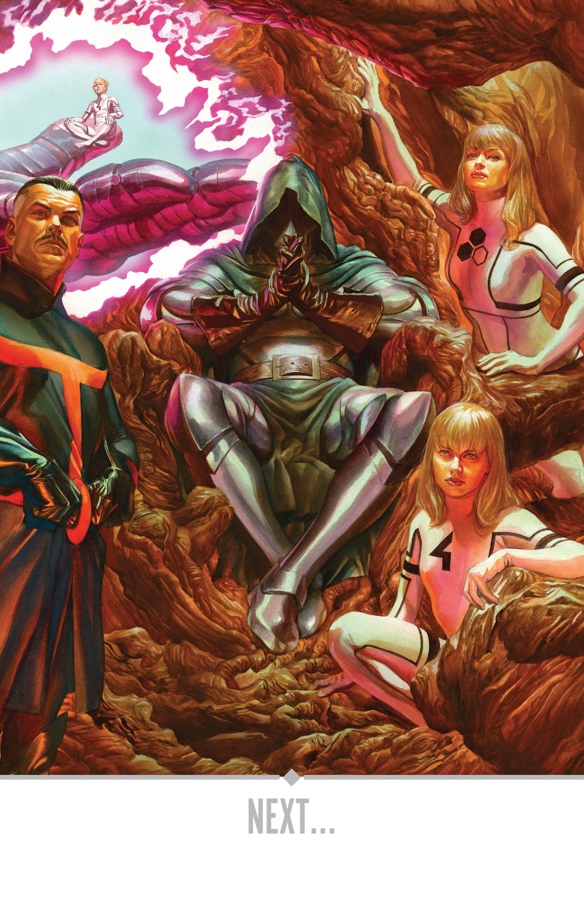 Read online Secret Wars comic -  Issue #3 - 35