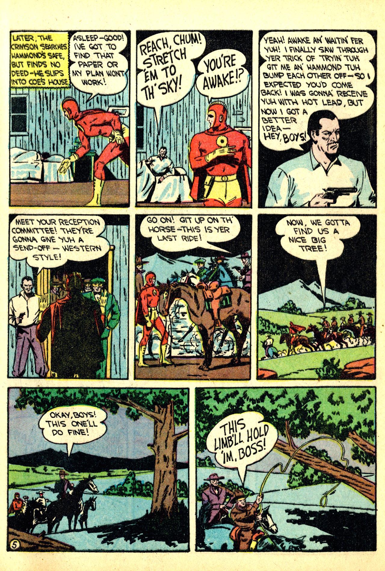 Read online Detective Comics (1937) comic -  Issue #50 - 29