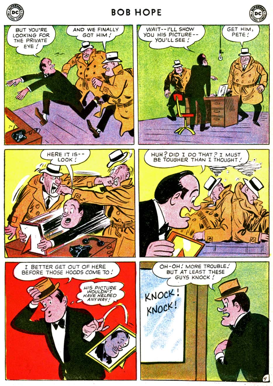 The Adventures of Bob Hope issue 69 - Page 6