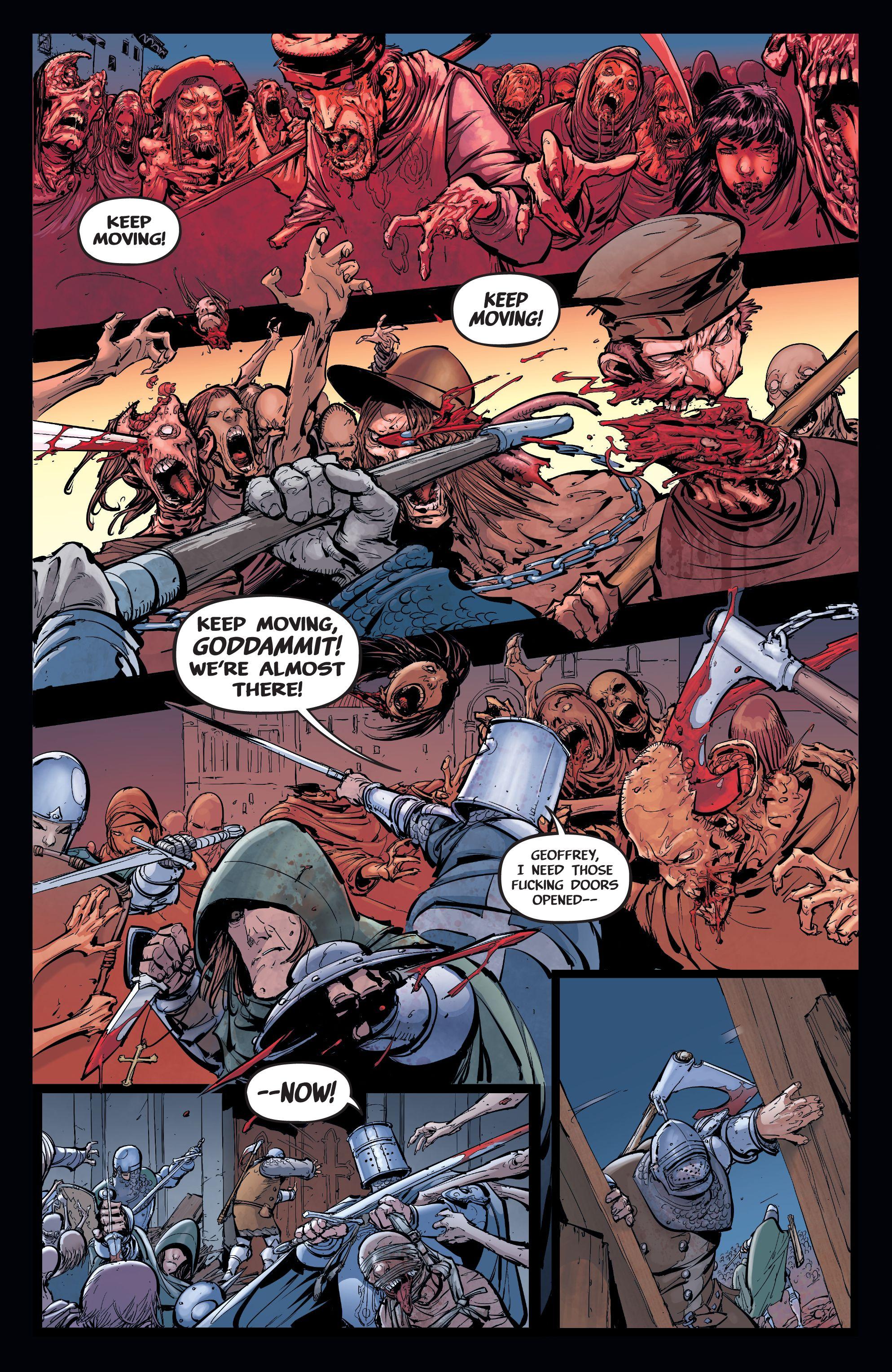 Read online Pestilence comic -  Issue #2 - 19