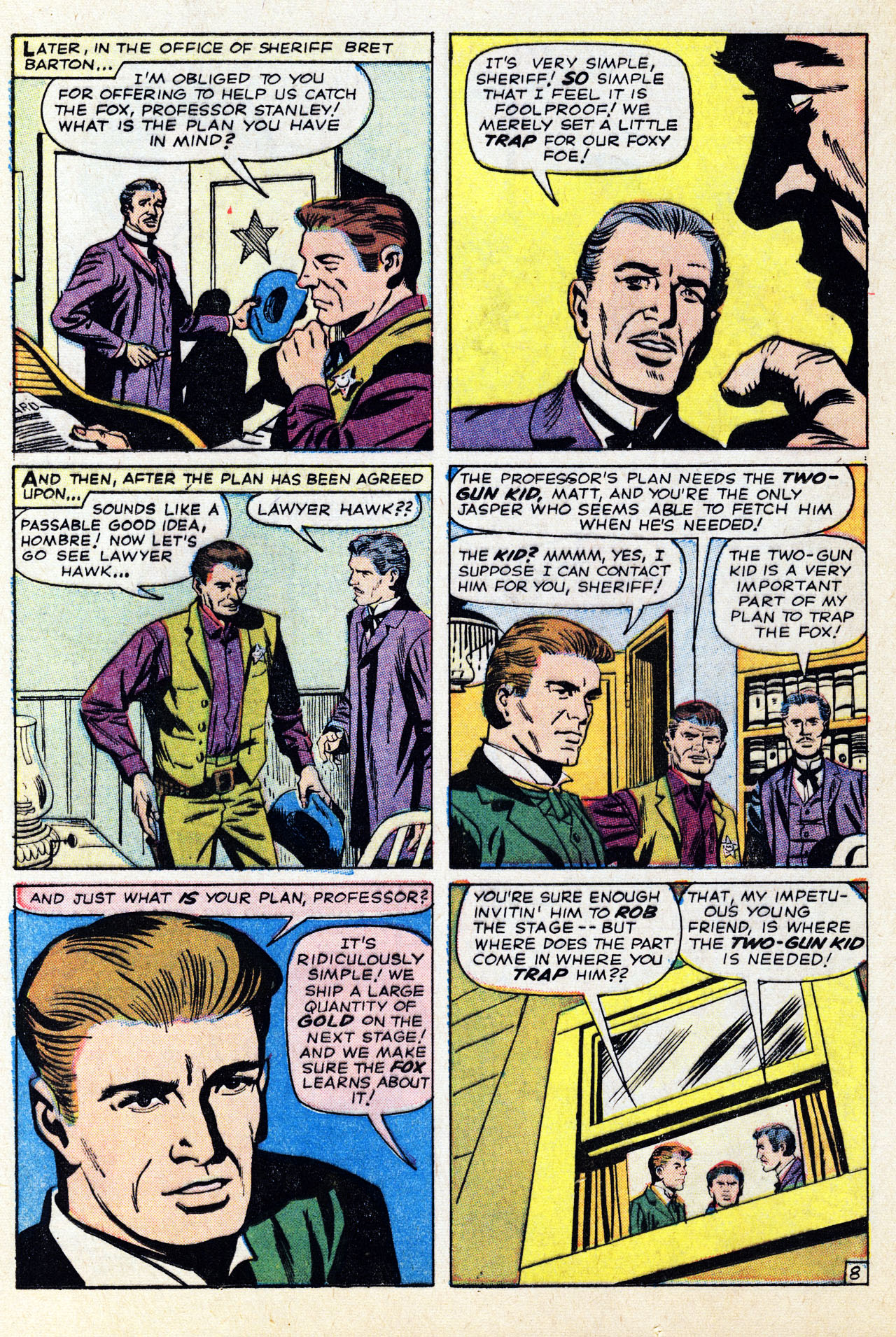 Read online Two-Gun Kid comic -  Issue #67 - 12