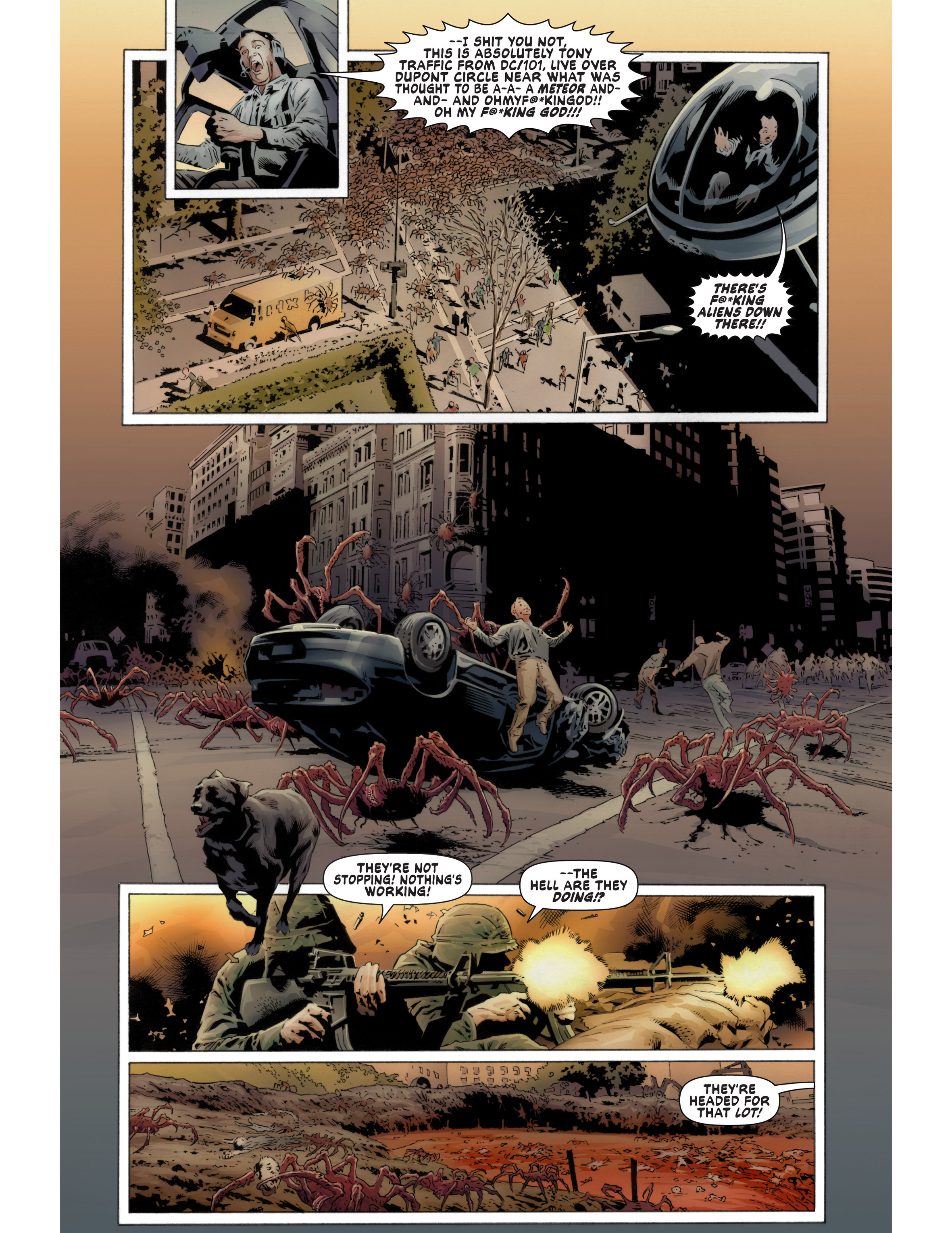 Read online Bad Planet comic -  Issue # TPB - 31