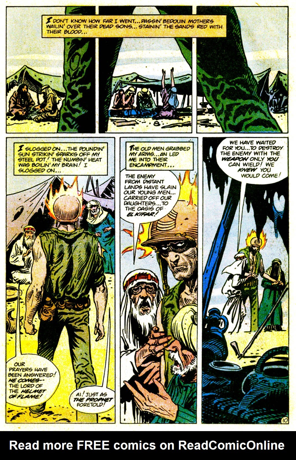 Read online Sgt. Rock comic -  Issue #373 - 14