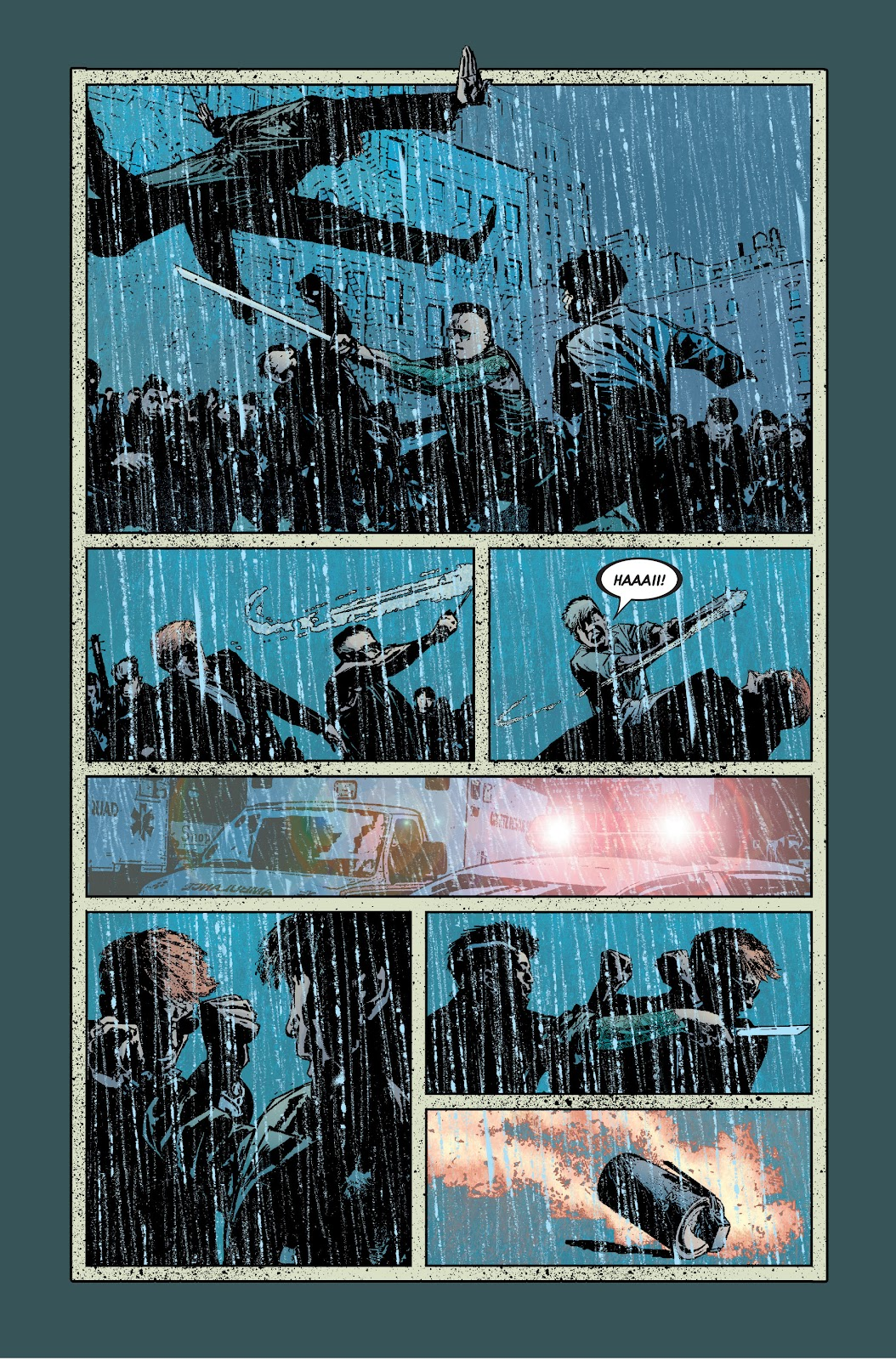 Read online Daredevil (1998) comic -  Issue # _Ultimate_Collection TPB 2 (Part 3) - 67