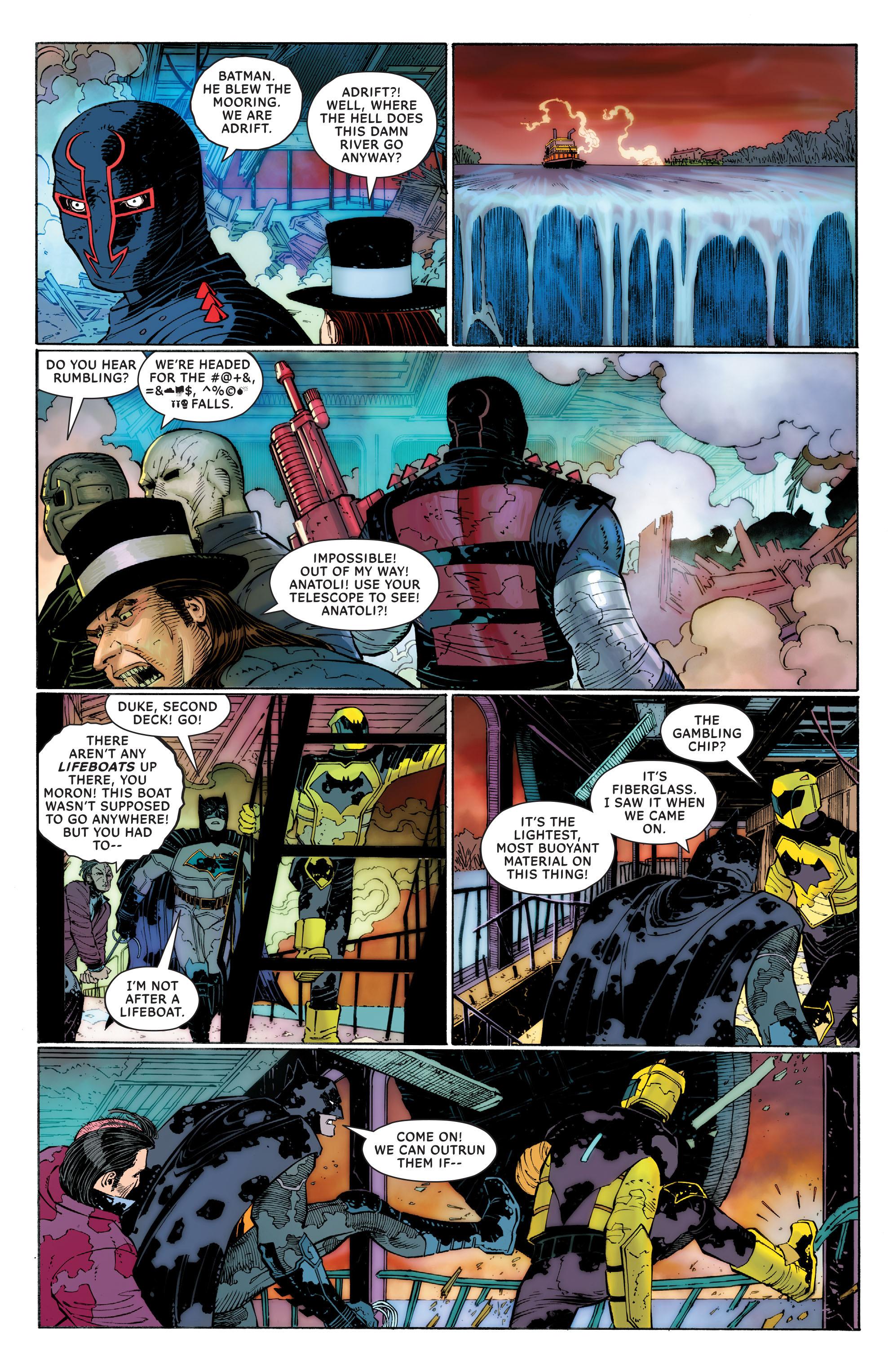 Read online All-Star Batman comic -  Issue #5 - 7