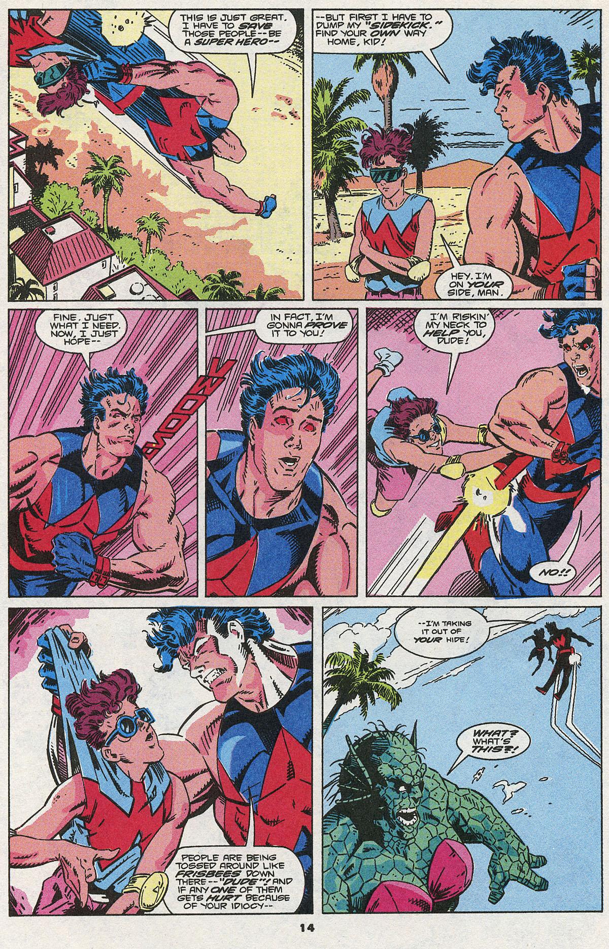 Read online Wonder Man (1991) comic -  Issue #3 - 12