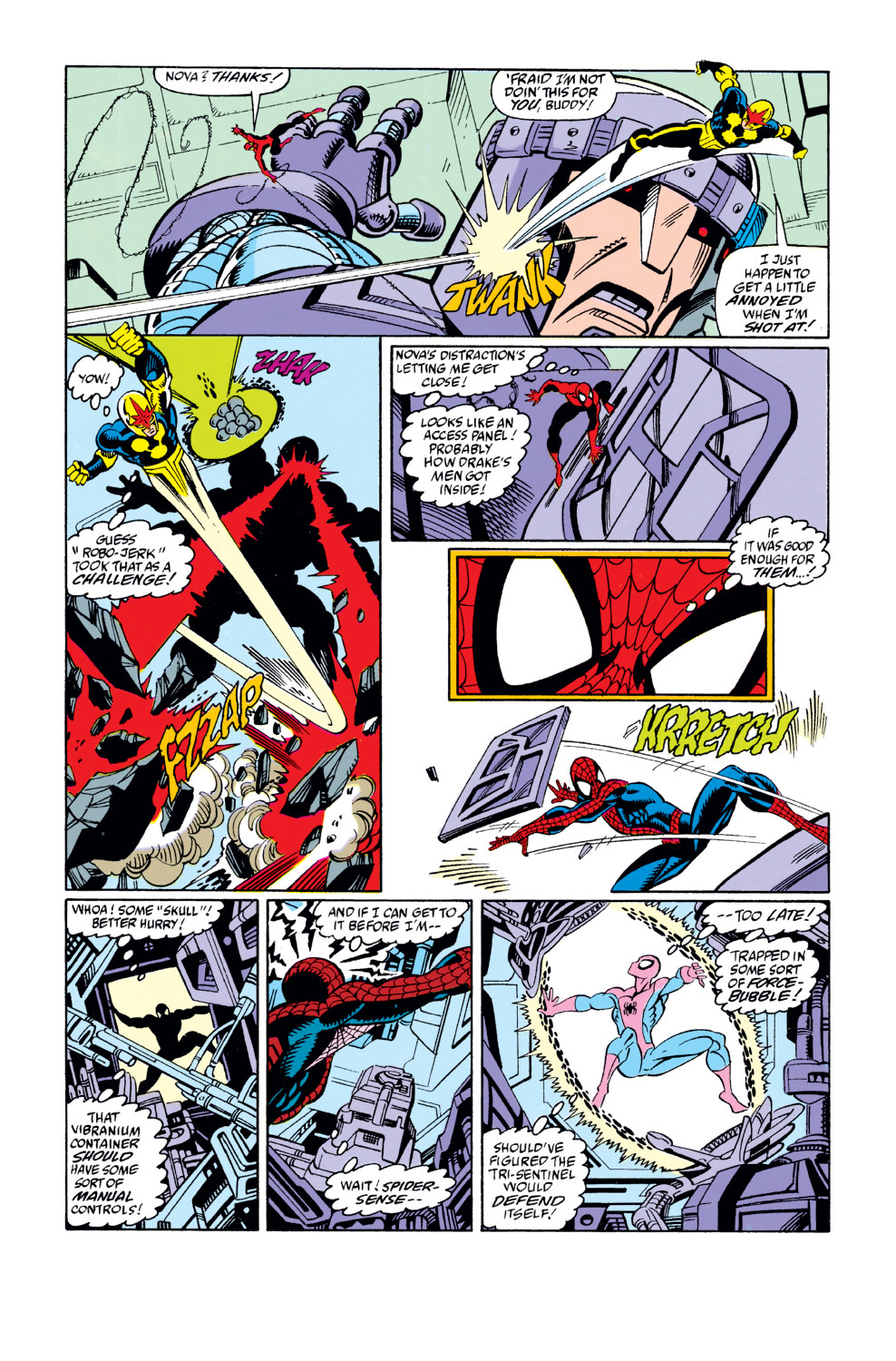 The Amazing Spider-Man (1963) 351 Page 22