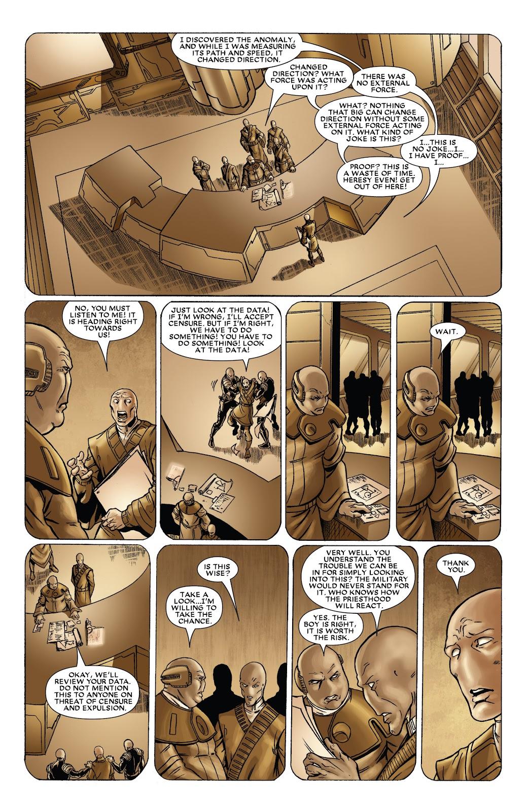Read online Thor: Ragnaroks comic -  Issue # TPB (Part 3) - 98